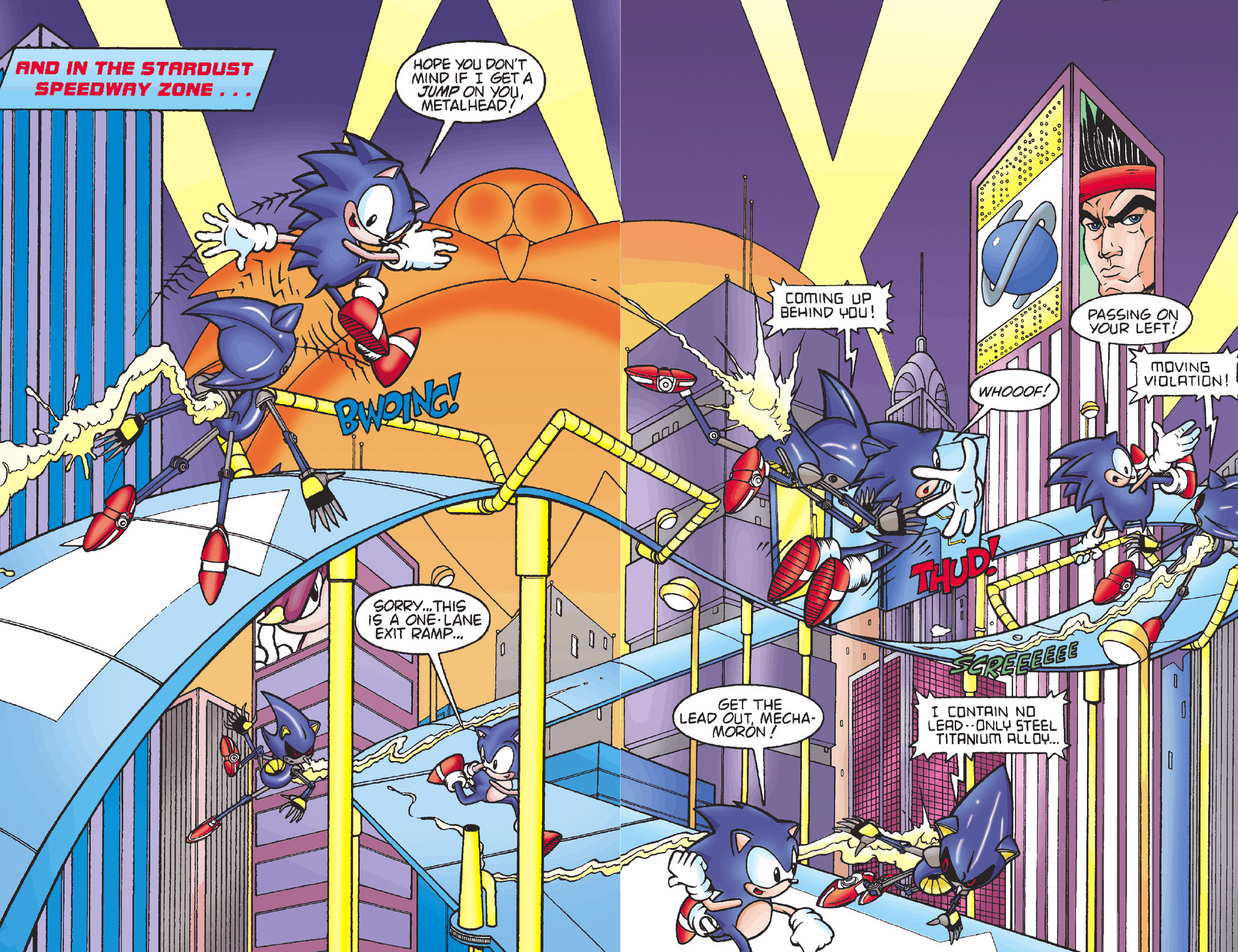 Read online Sonic Universe comic -  Issue #50 - 30