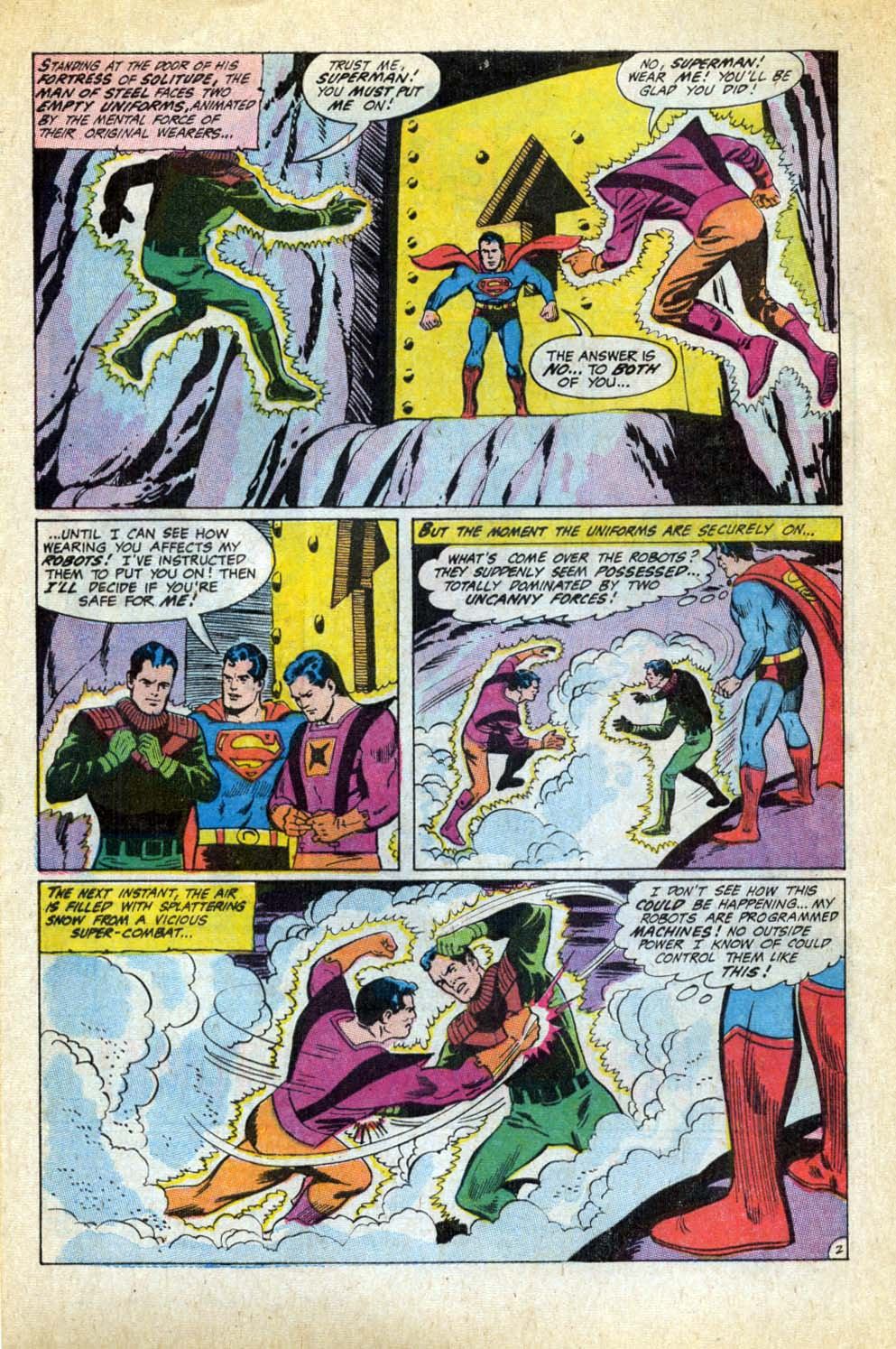 Read online Action Comics (1938) comic -  Issue #384 - 4