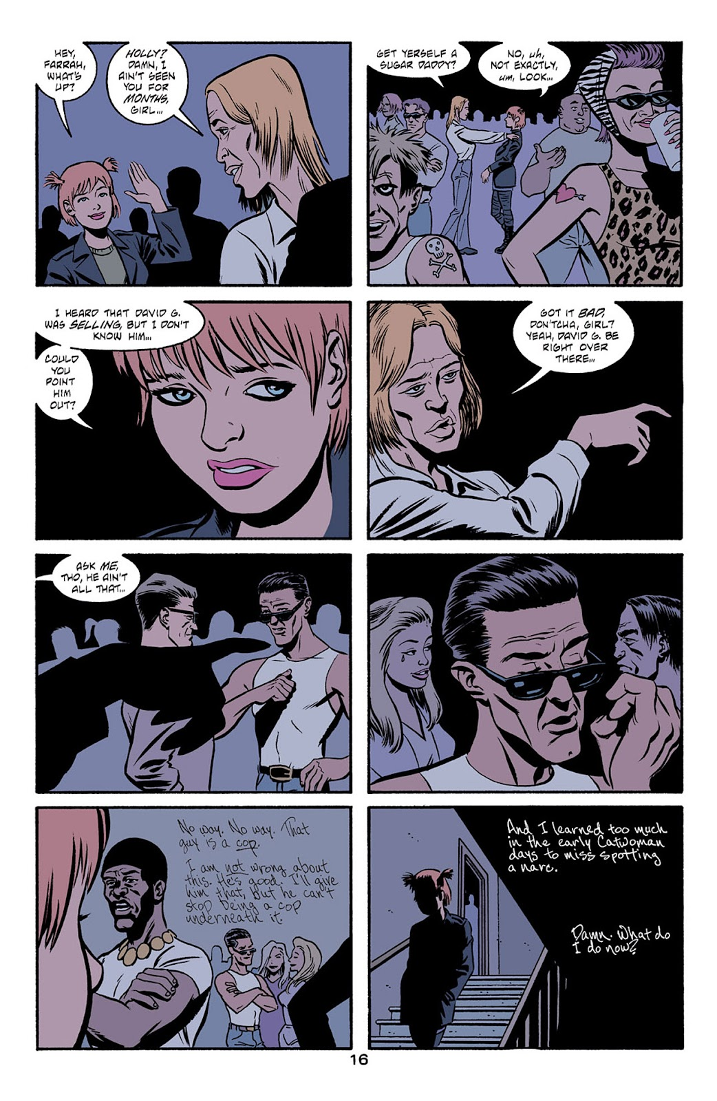 Catwoman (2002) Issue #6 #6 - English 17
