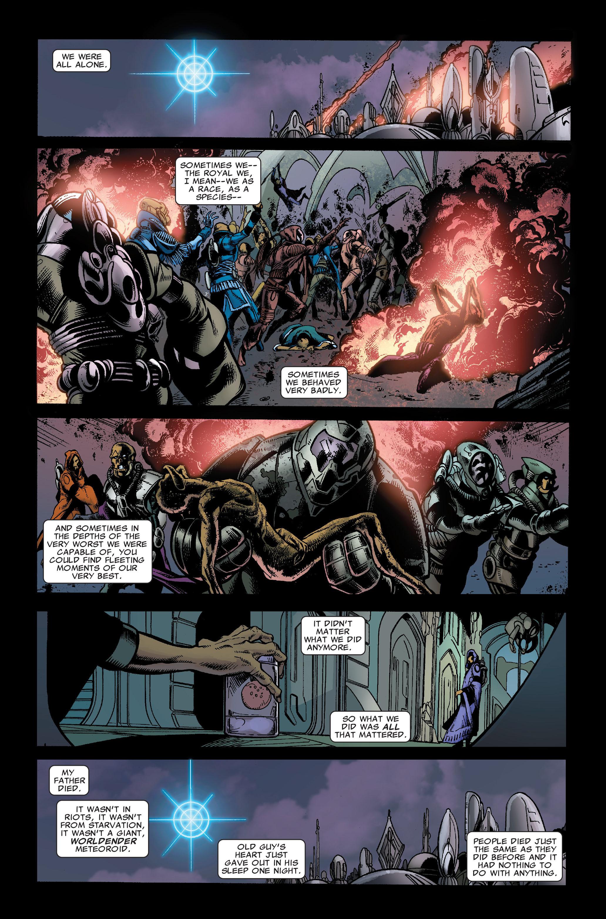 Read online Uncanny X-Men (1963) comic -  Issue #522 - 30