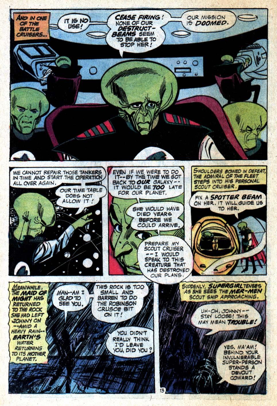 Read online Adventure Comics (1938) comic -  Issue #409 - 16