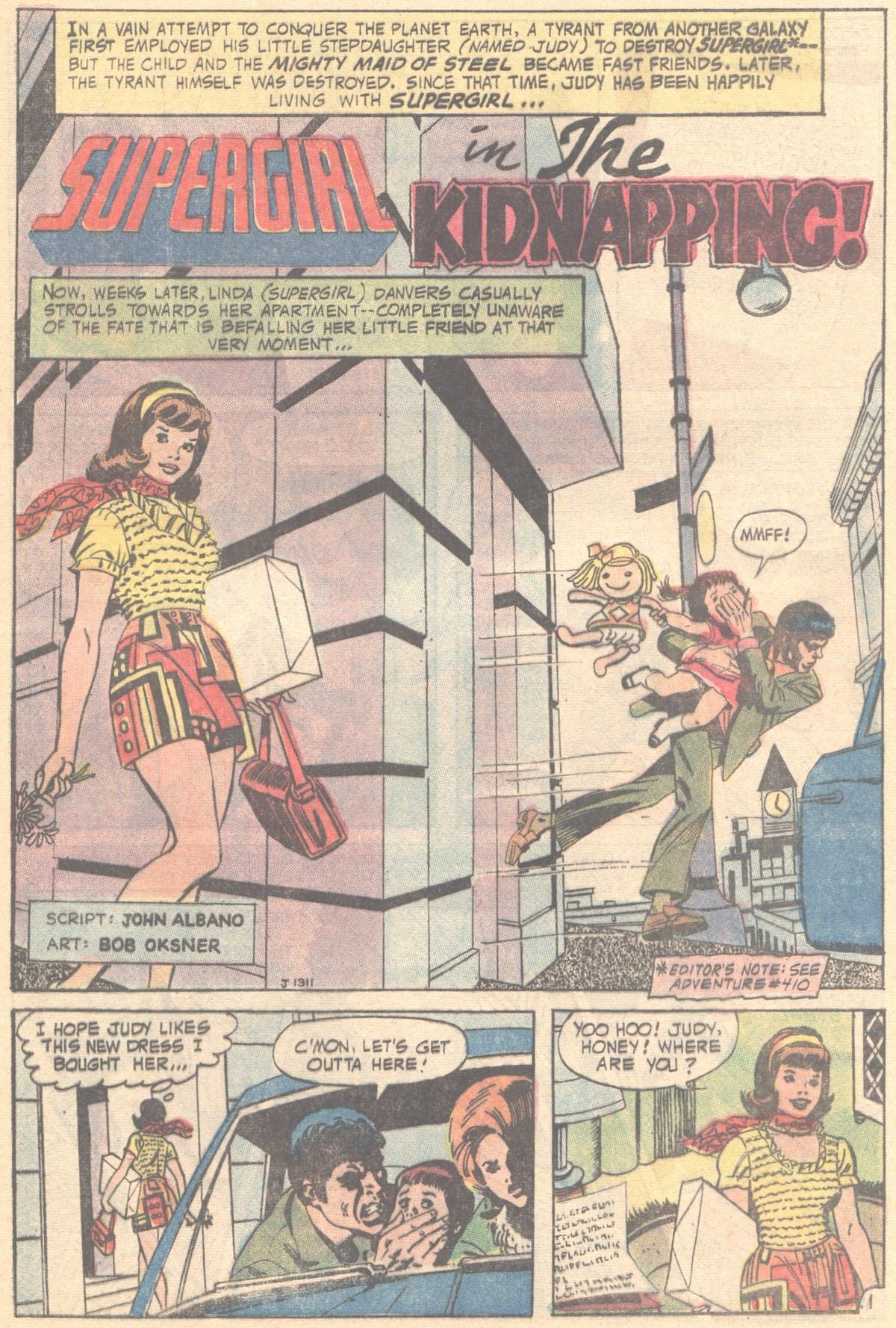 Read online Adventure Comics (1938) comic -  Issue #414 - 41