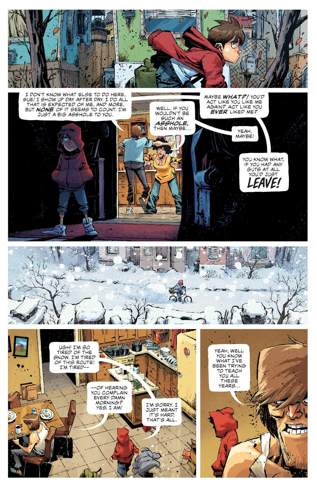 Read online Middlewest comic -  Issue #13 - 5
