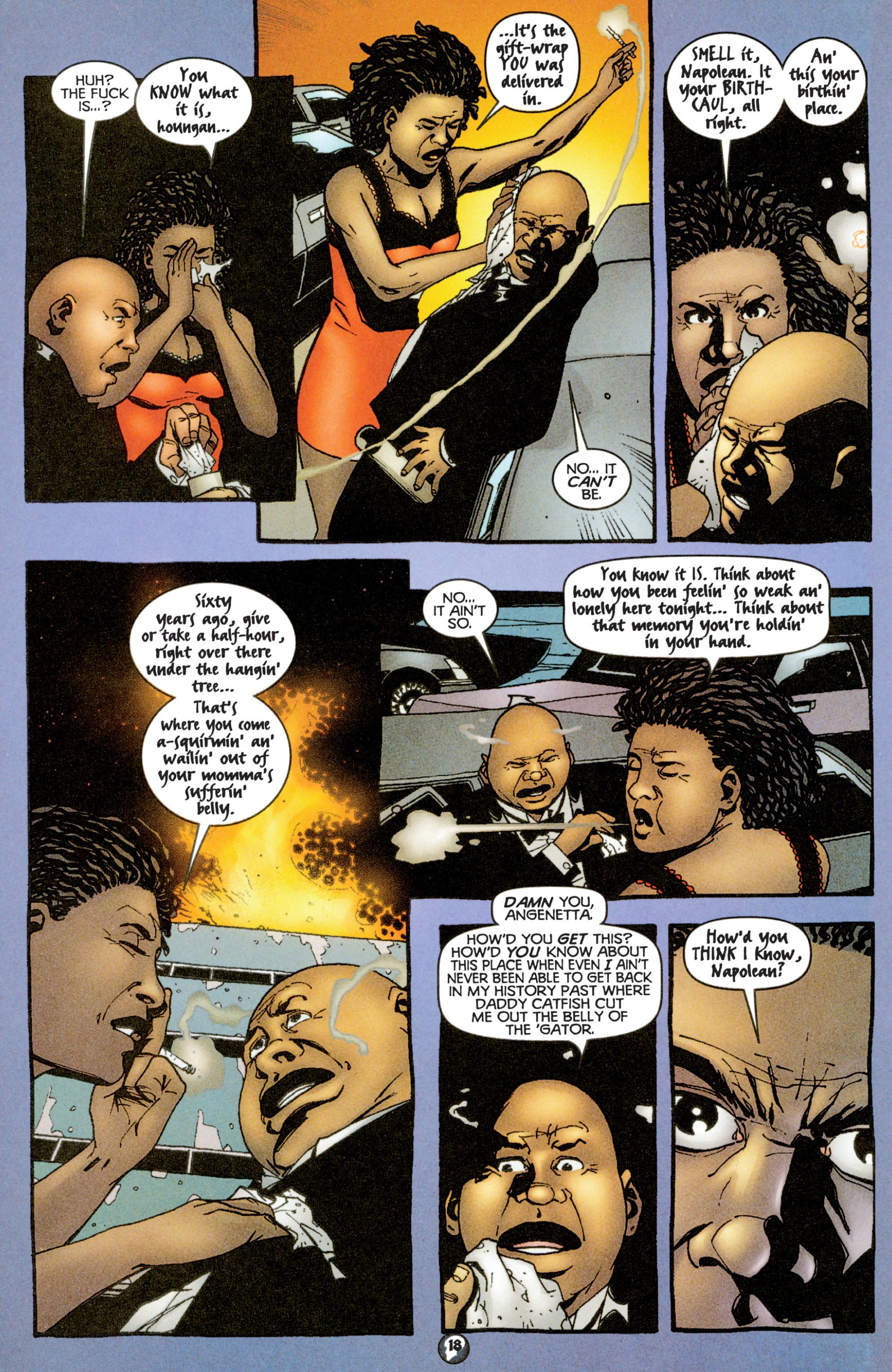 Read online Shadowman (1997) comic -  Issue #15 - 15