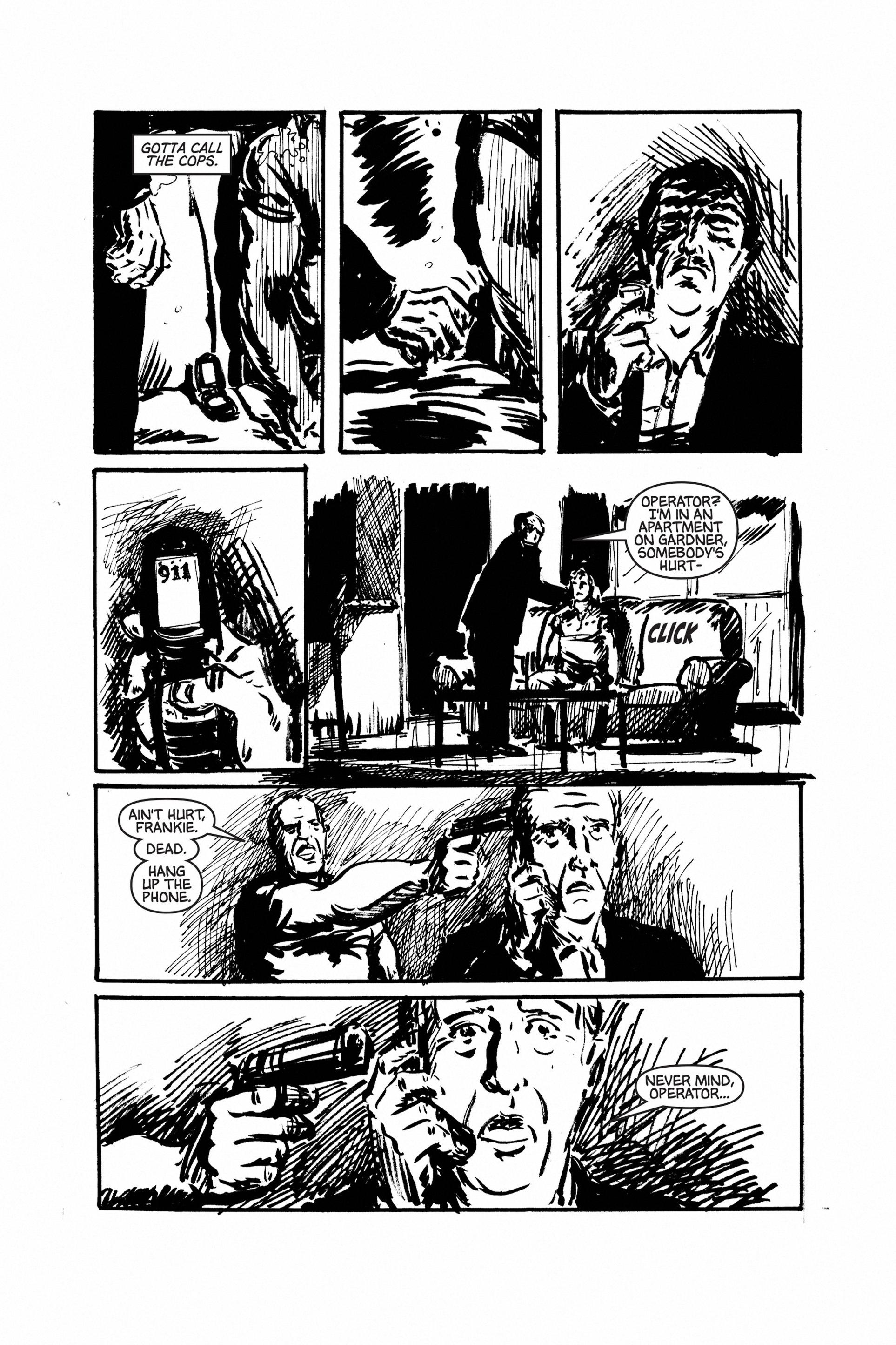 Read online Tumor comic -  Issue # TPB - 51