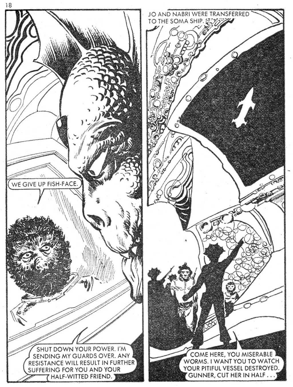 Starblazer issue 16 - Page 18