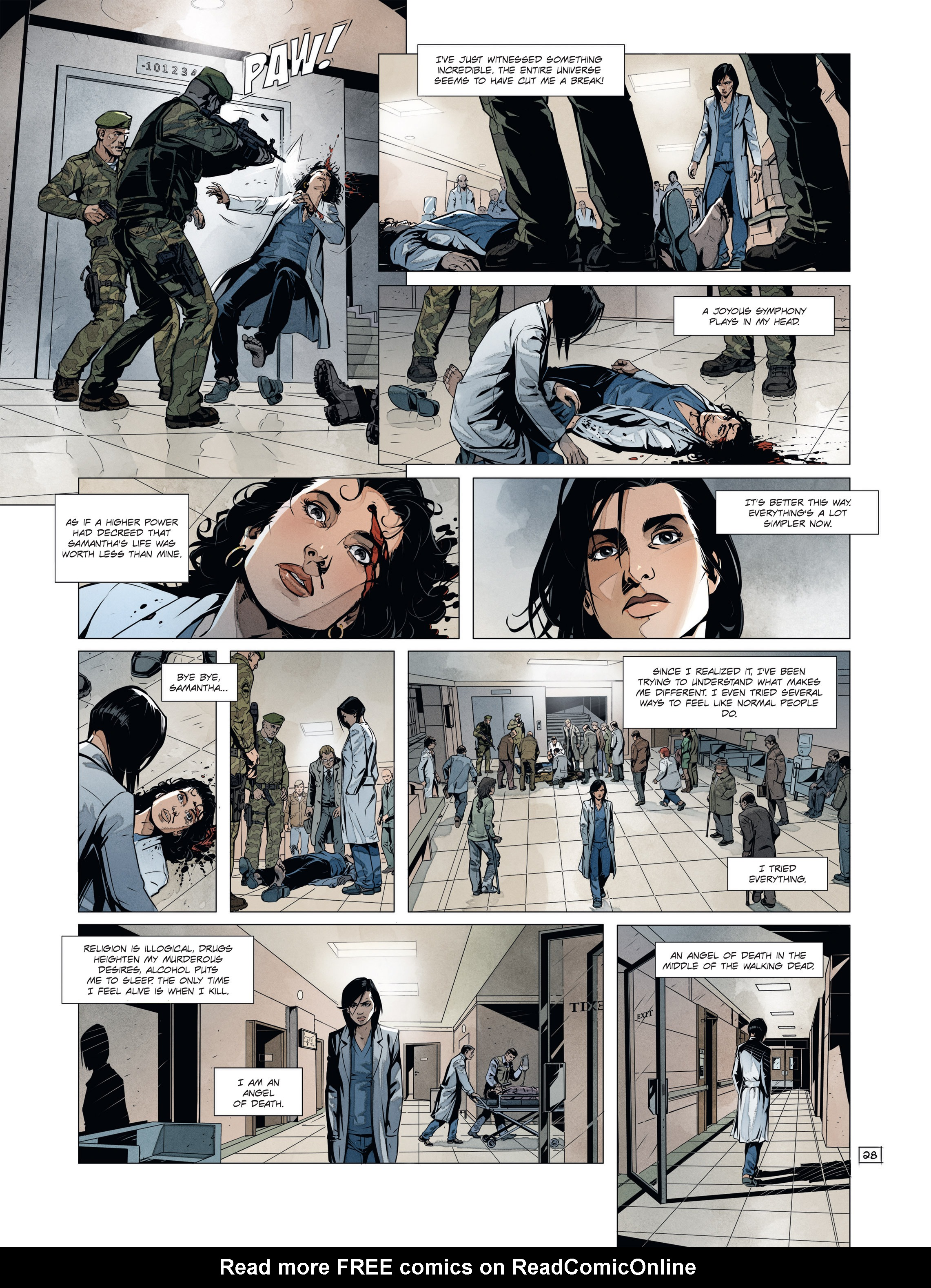 Read online Alice Matheson comic -  Issue #1 - 75