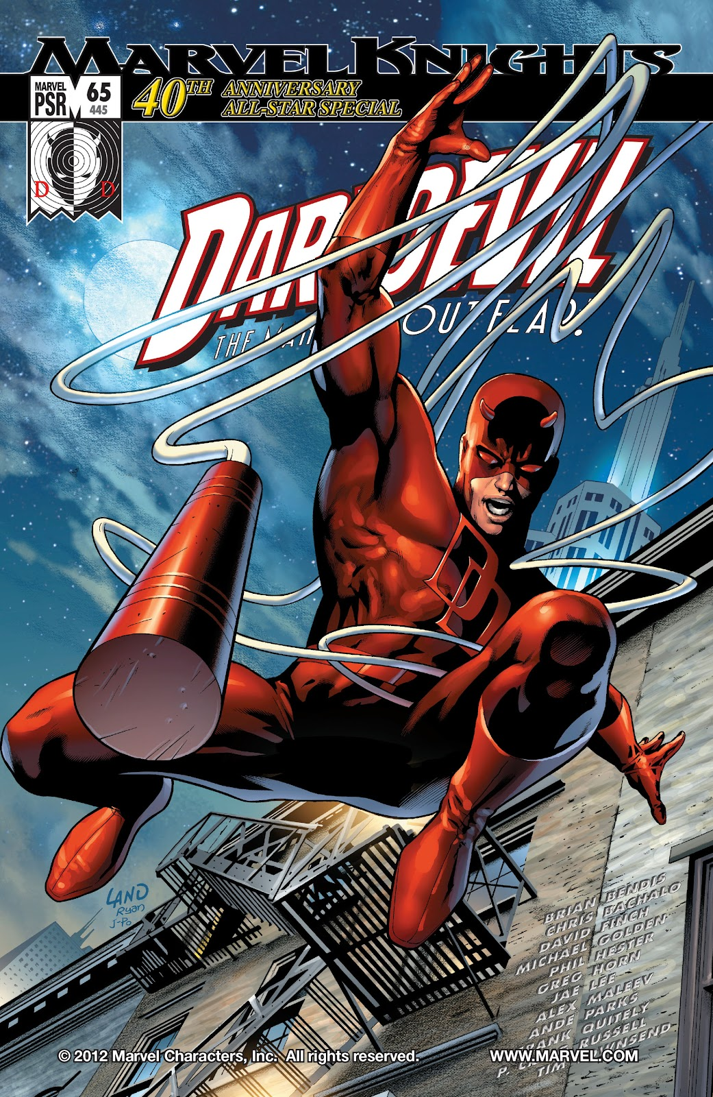 Read online Daredevil (1998) comic -  Issue # _Ultimate_Collection TPB 2 (Part 5) - 28