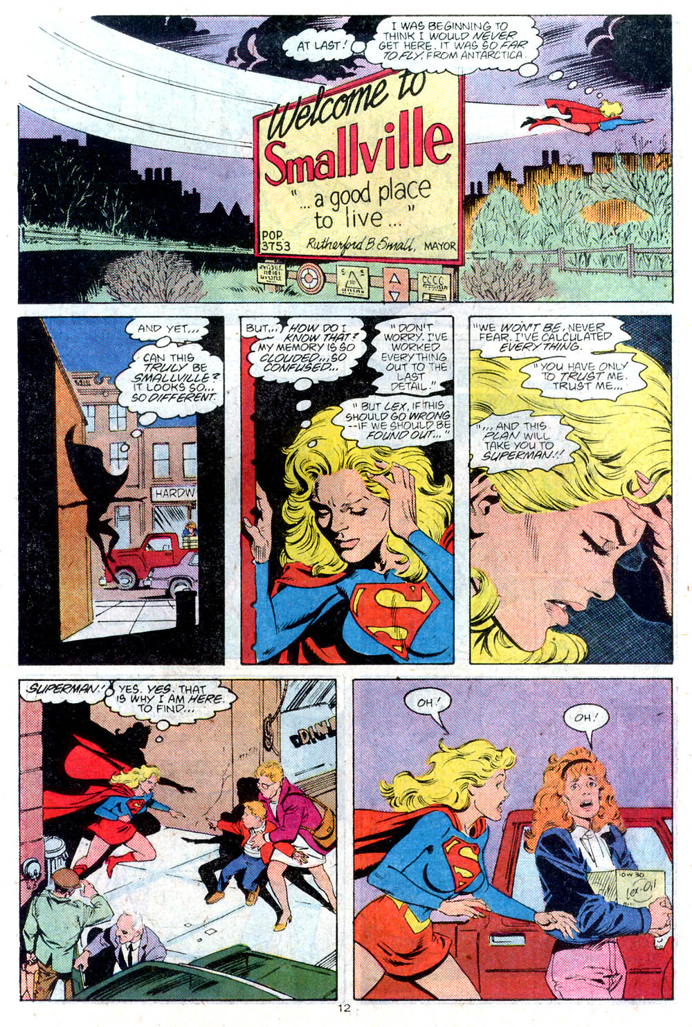 Read online Adventures of Superman (1987) comic -  Issue #442 - 13