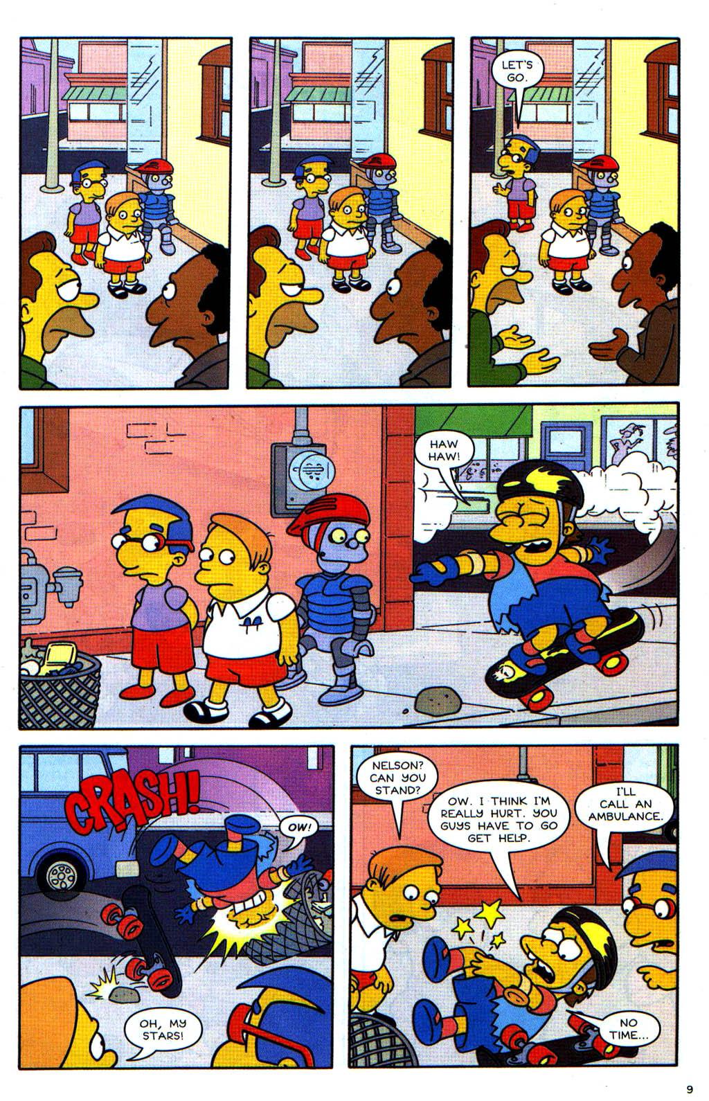Read online Simpsons Comics Presents Bart Simpson comic -  Issue #19 - 25