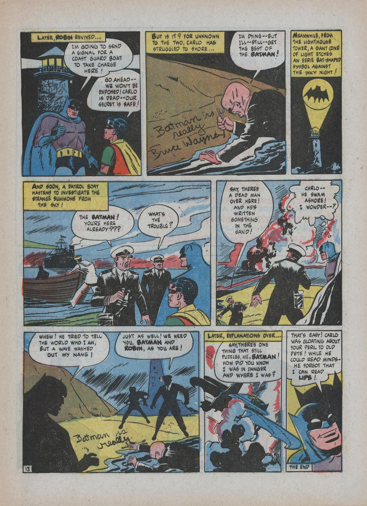 Detective Comics (1937) 70 Page 14