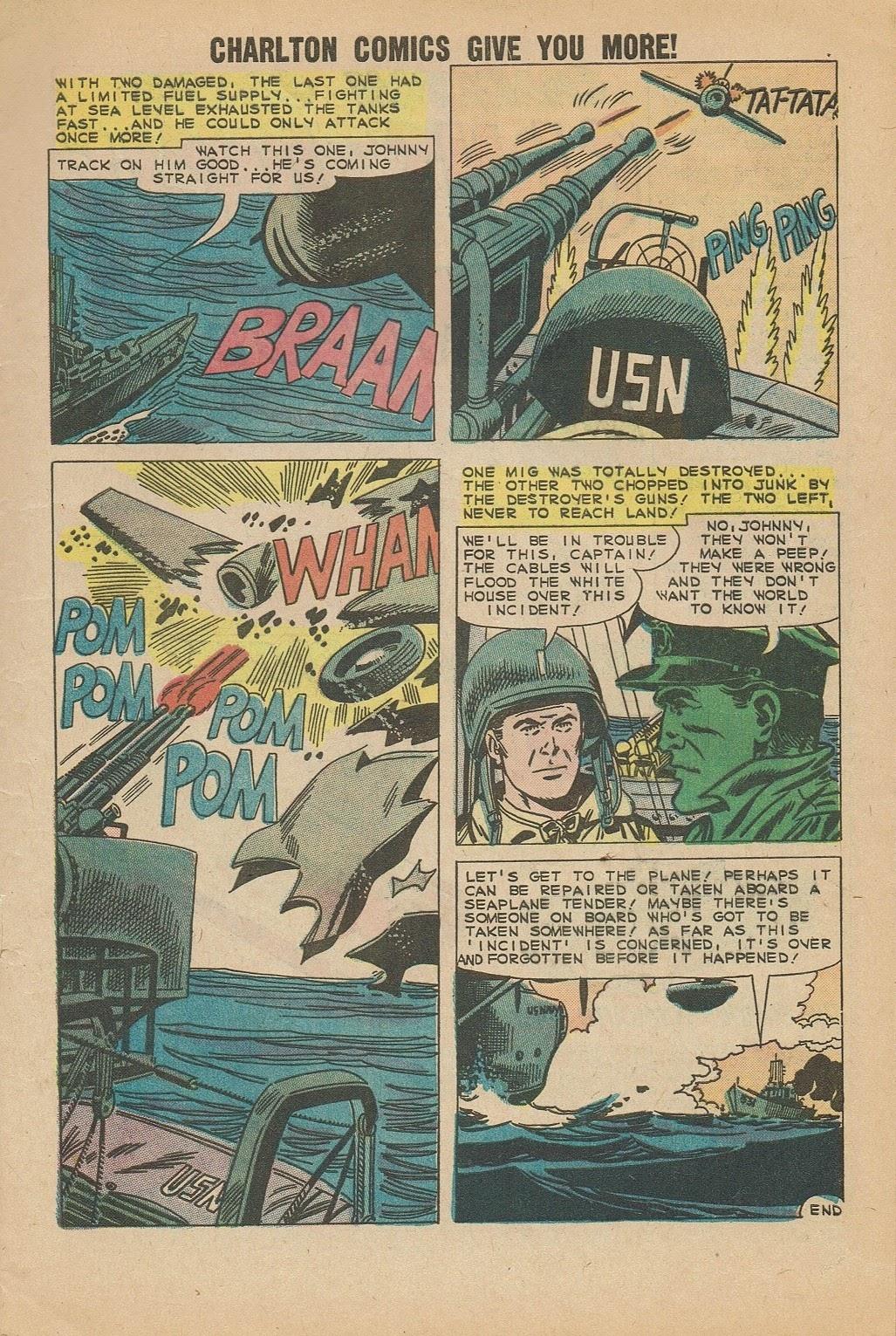 Read online Fightin' Navy comic -  Issue #95 - 9