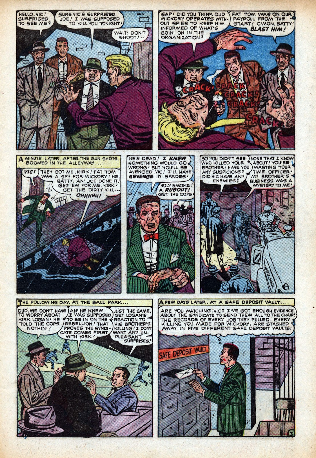 All-True Crime issue 49 - Page 5