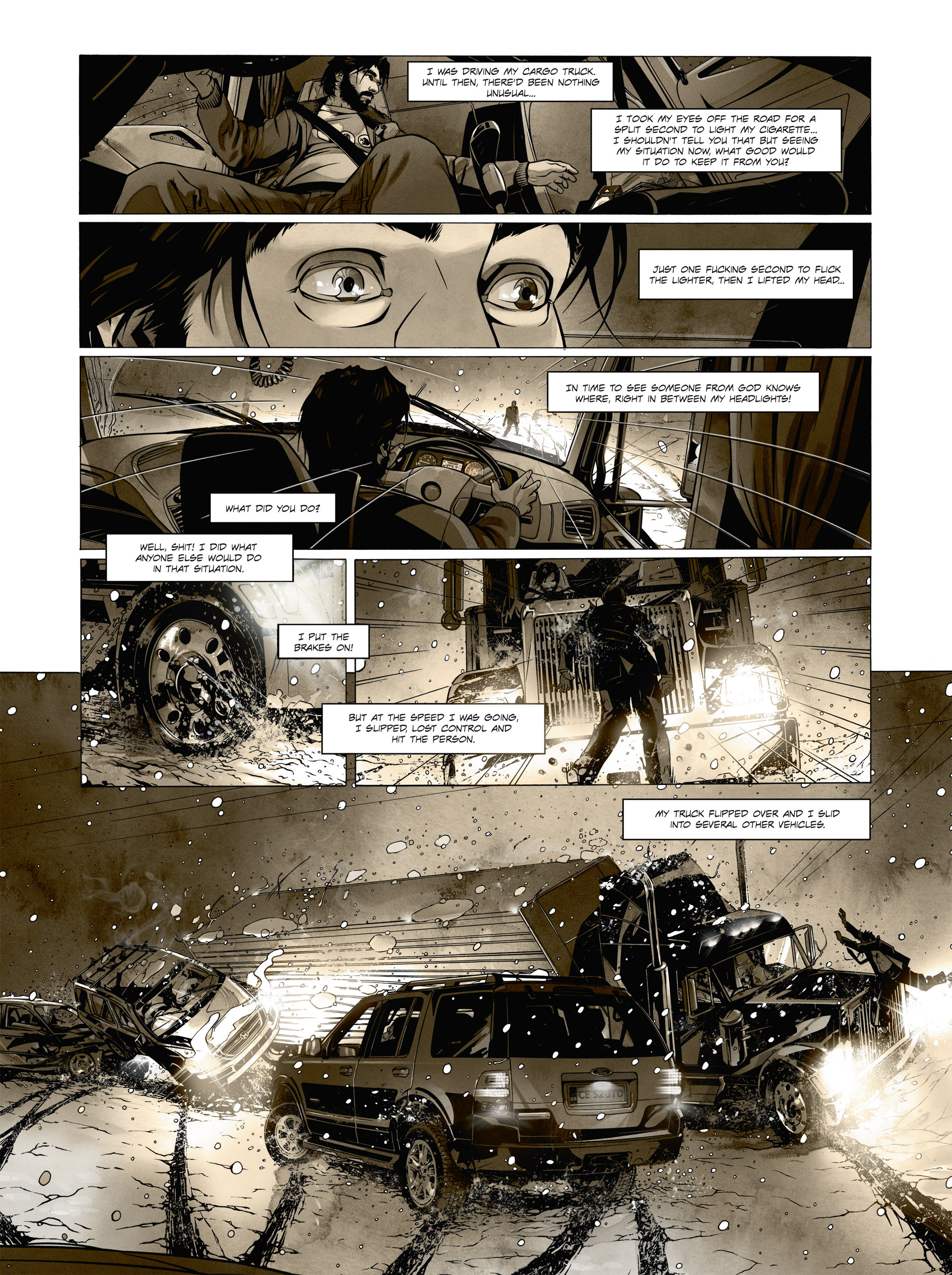 Read online Alice Matheson comic -  Issue #1 - 22