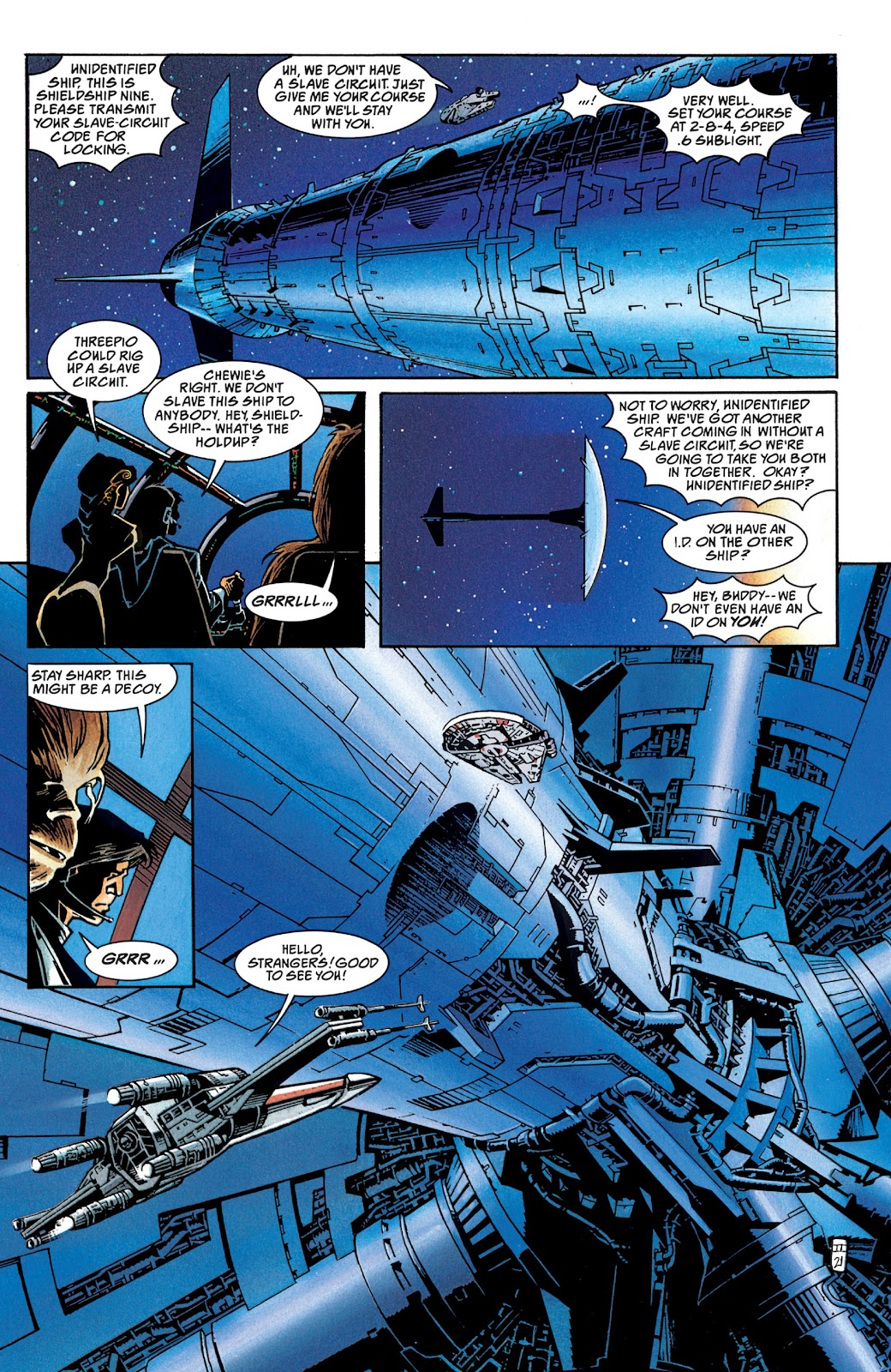 Read online Star Wars Legends: The New Republic - Epic Collection comic -  Issue # TPB 4 (Part 1) - 52