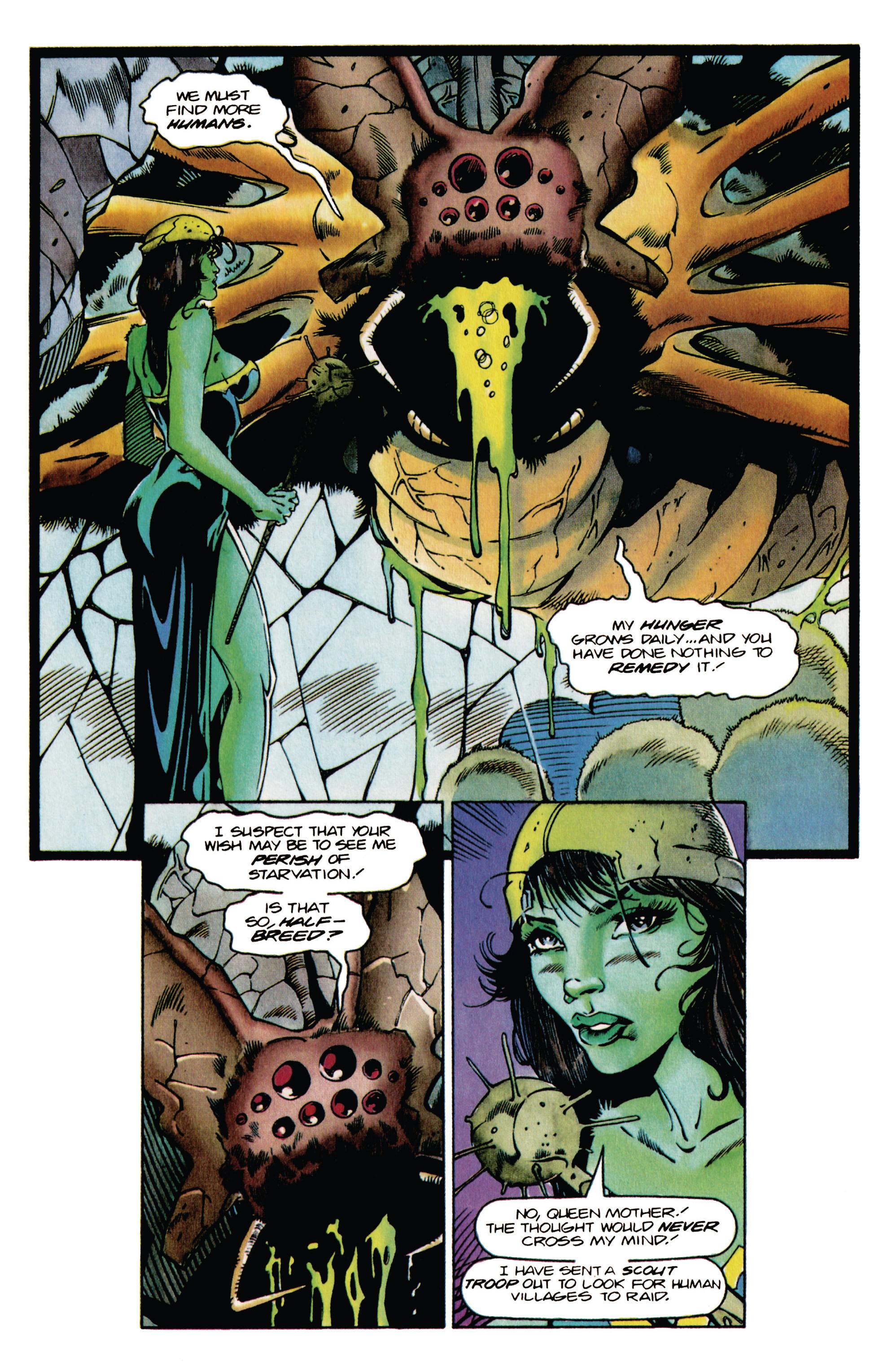 Read online Eternal Warrior (1992) comic -  Issue #37 - 10