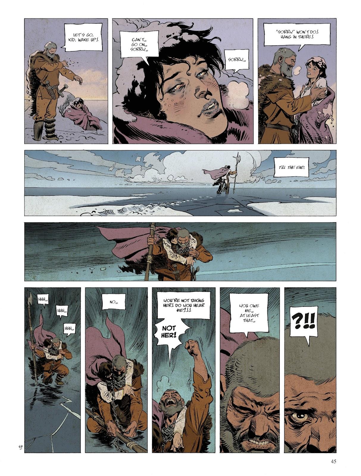 Read online Asgard comic -  Issue #2 - 47