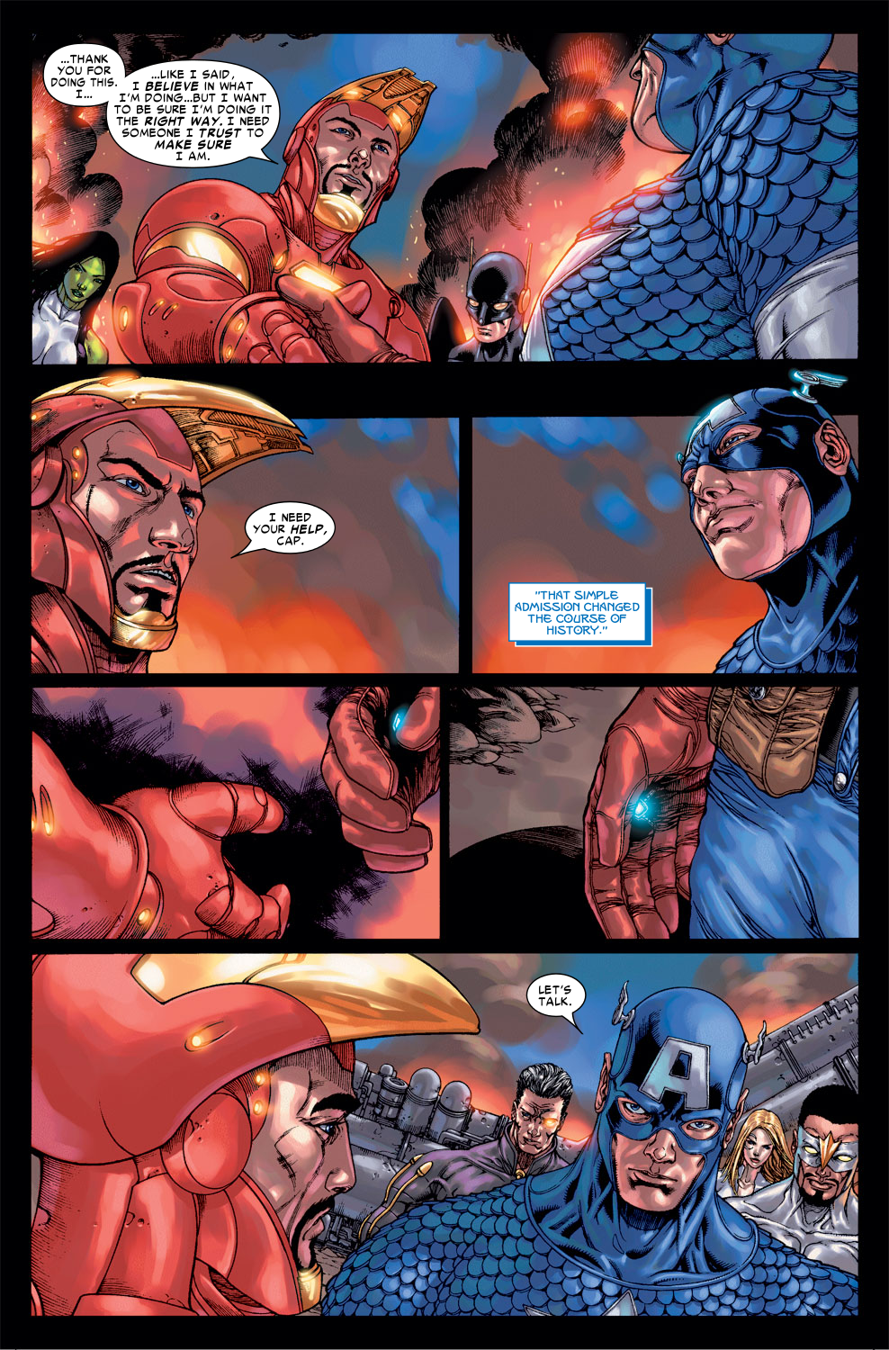 What If? Civil War issue Full - Page 32