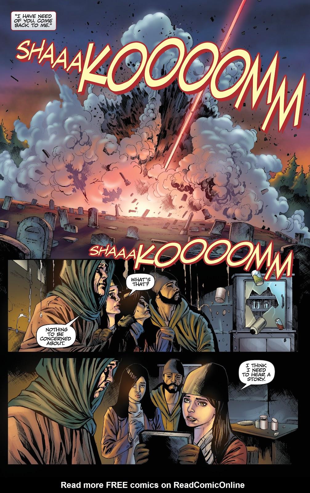 Read online Vengeance of Vampirella (2019) comic -  Issue #1 - 25