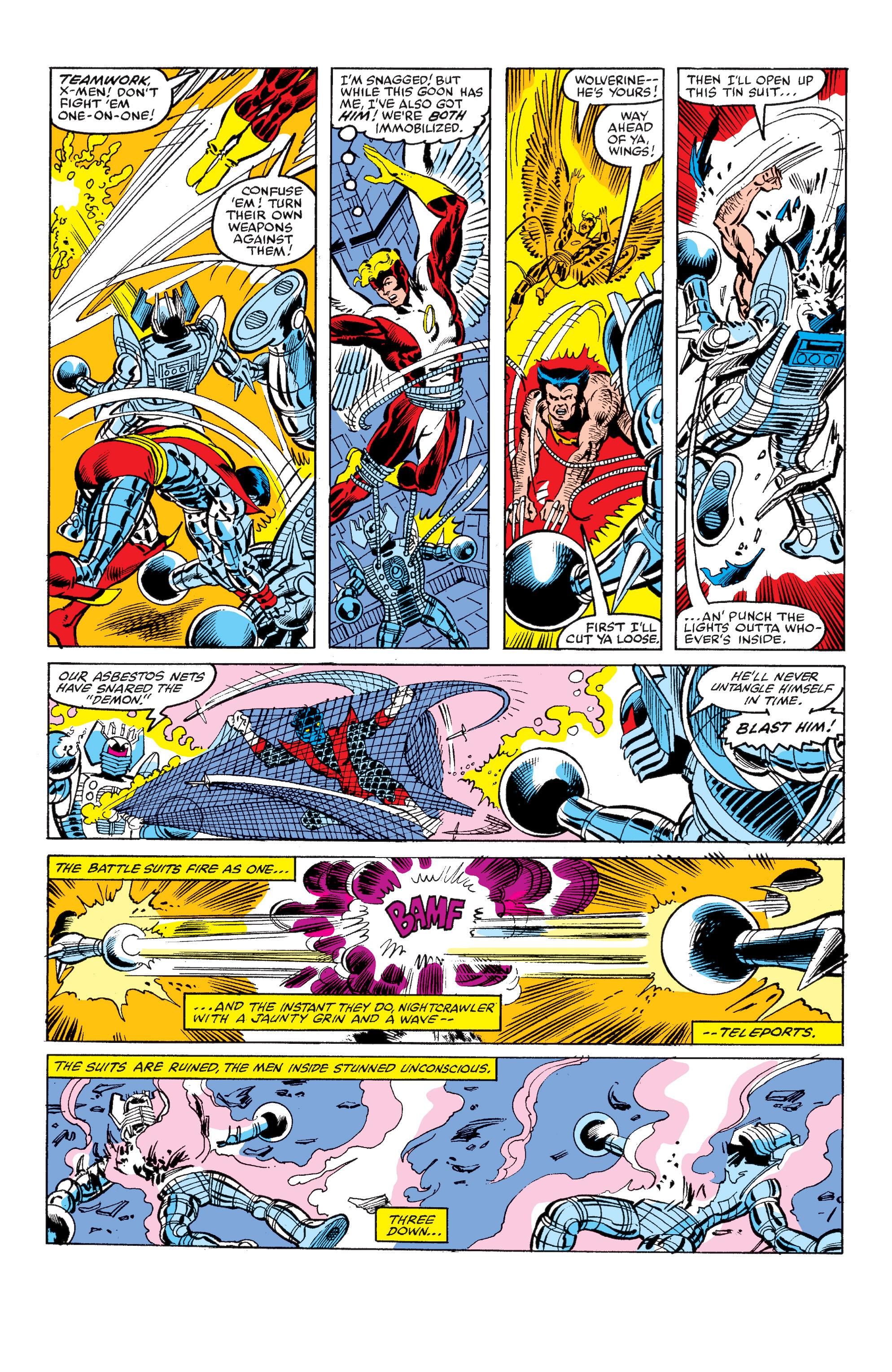 Read online Uncanny X-Men (1963) comic -  Issue #145 - 20