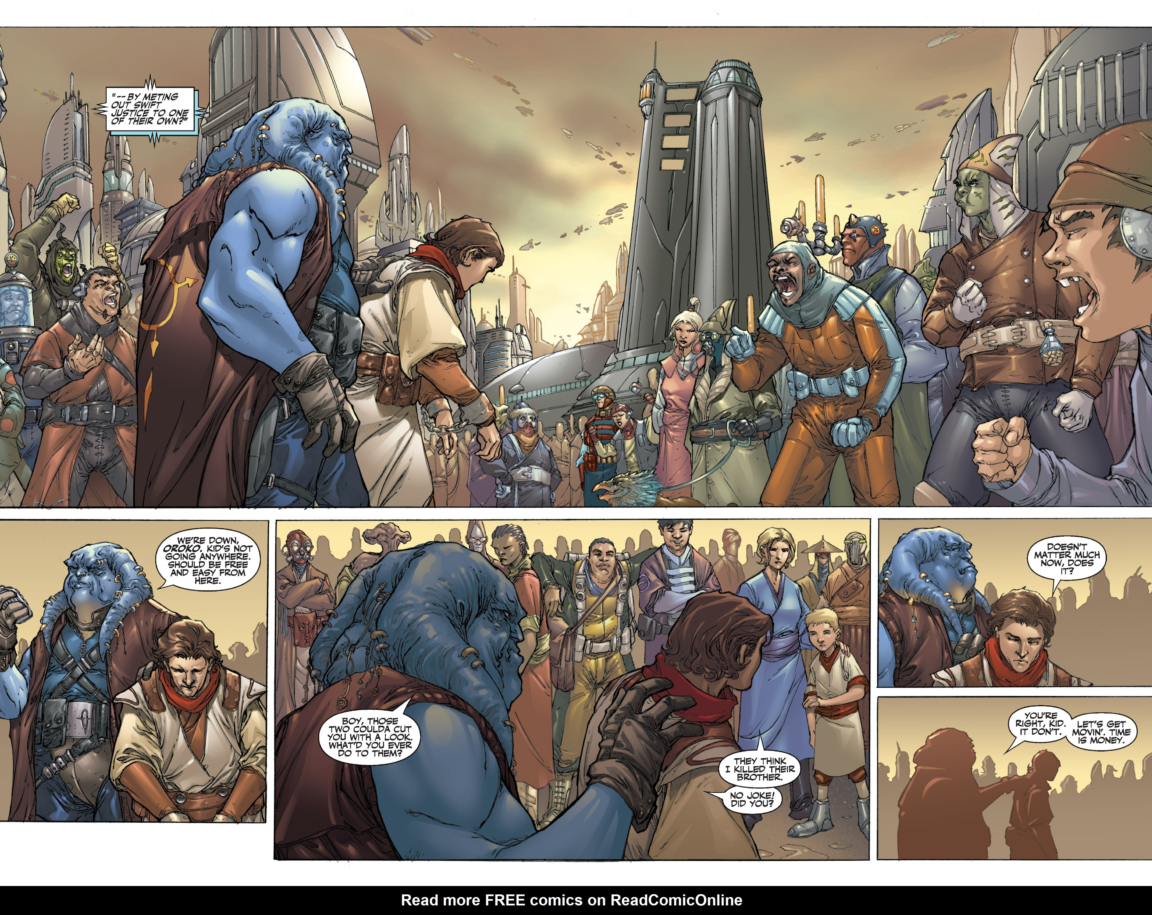 Read online Star Wars Omnibus comic -  Issue # Vol. 29 - 124