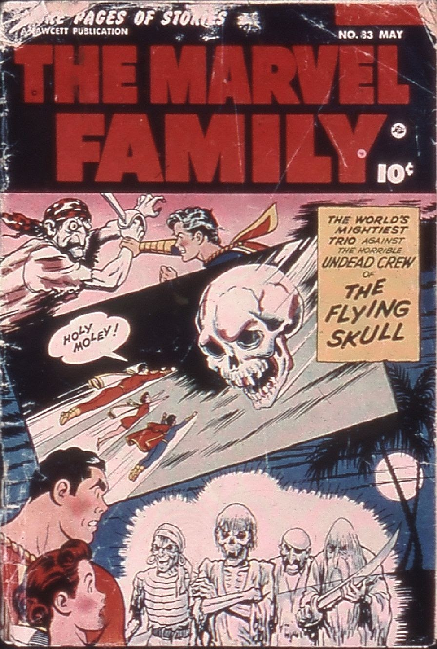 The Marvel Family 83 Page 1