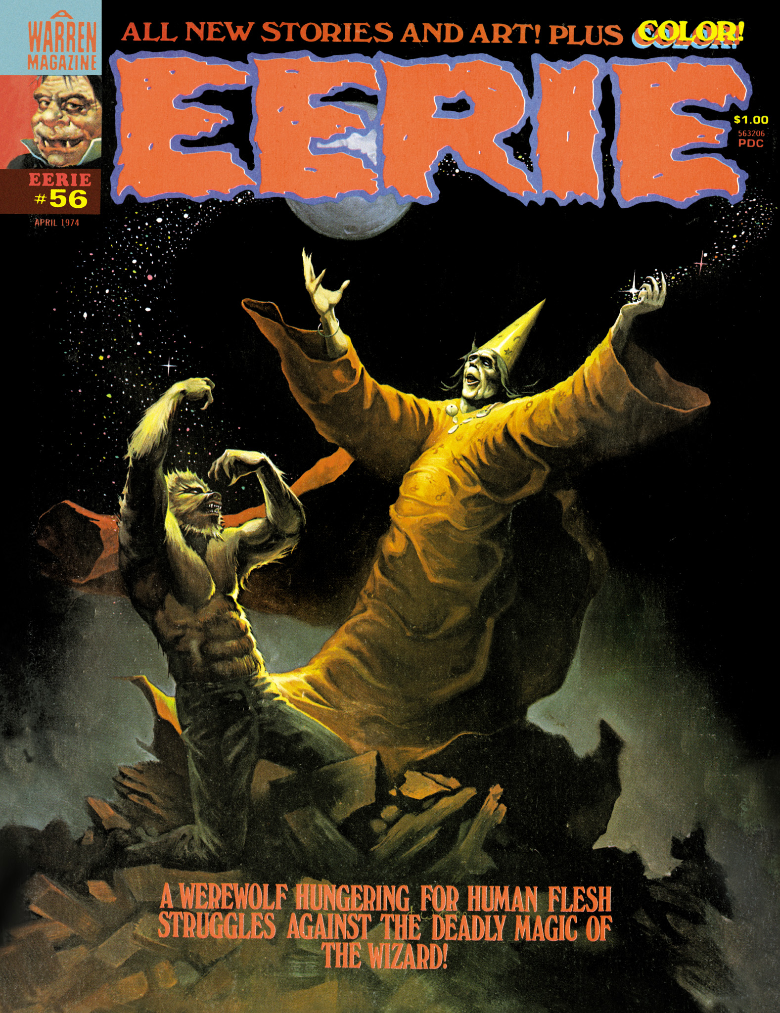 Read online Eerie Archives comic -  Issue # TPB 12 - 8