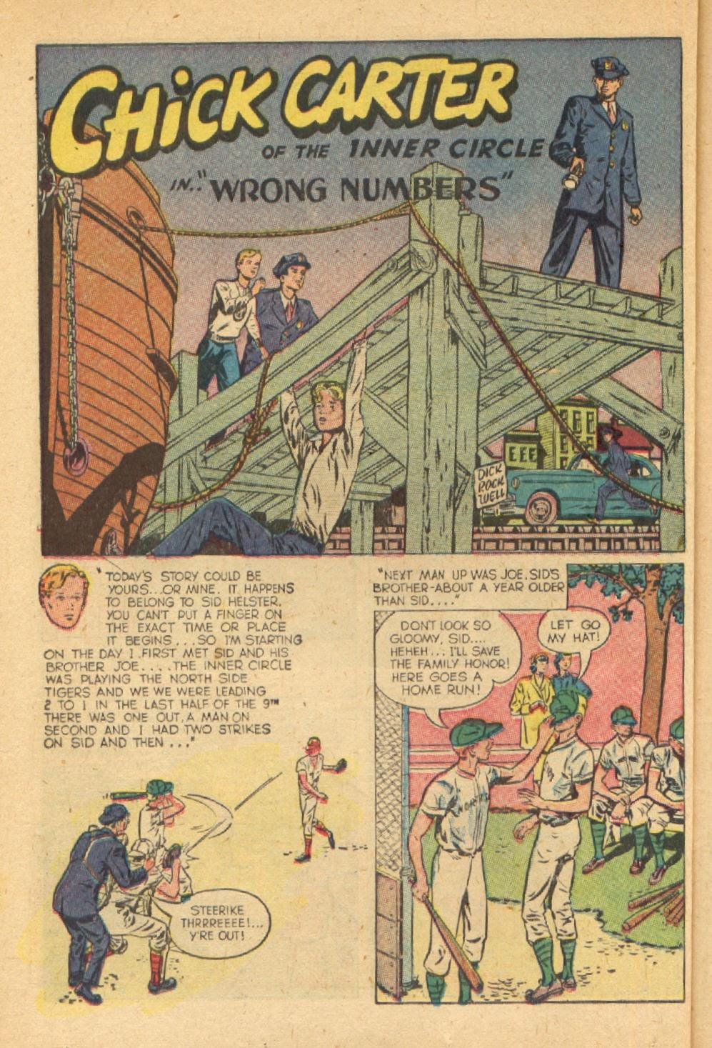 Shadow Comics #101 #94 - English 39
