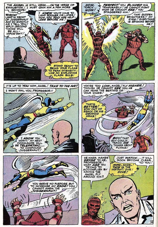 Read online Uncanny X-Men (1963) comic -  Issue #67 - 48