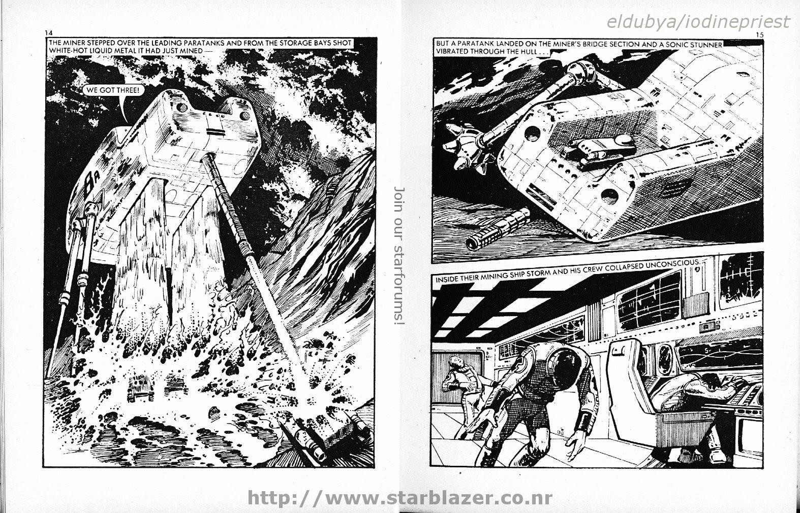 Starblazer issue 98 - Page 9