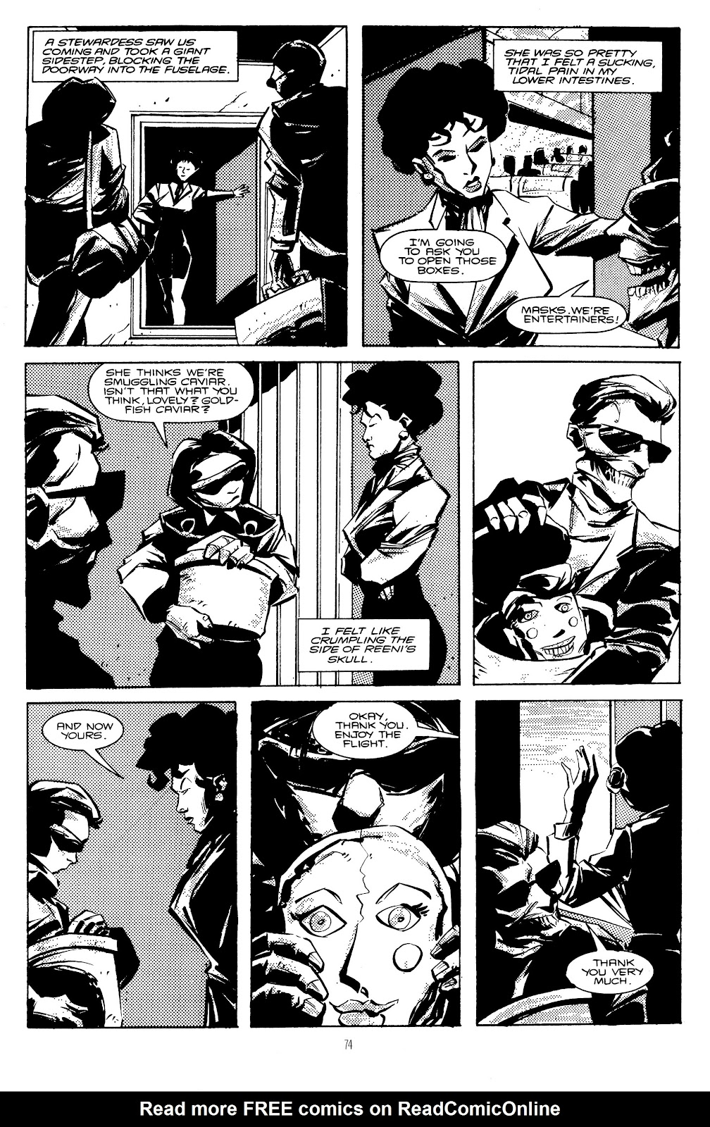 Read online Freaks' Amour comic -  Issue # TPB (Part 1) - 75