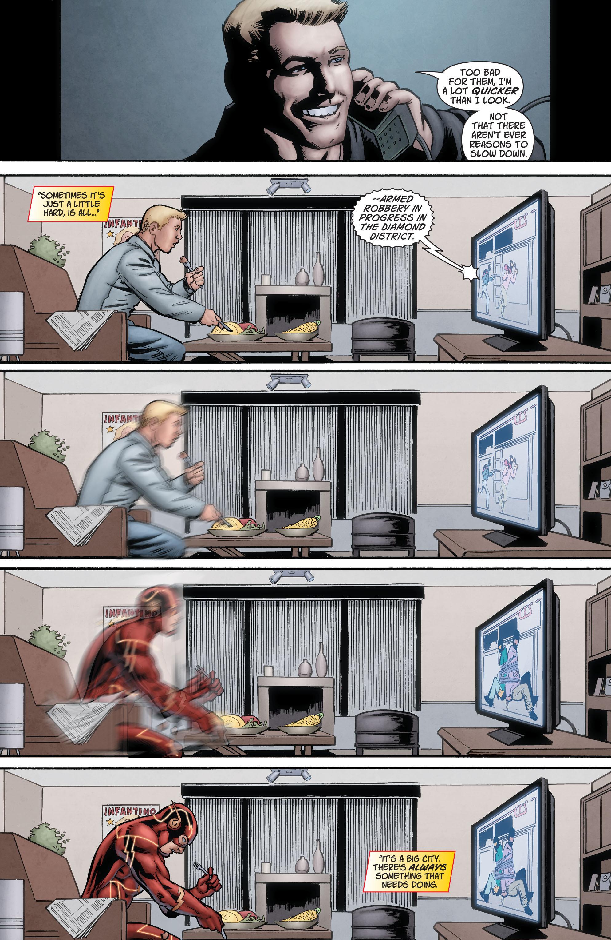 Read online Secret Origins (2014) comic -  Issue #7 - 11