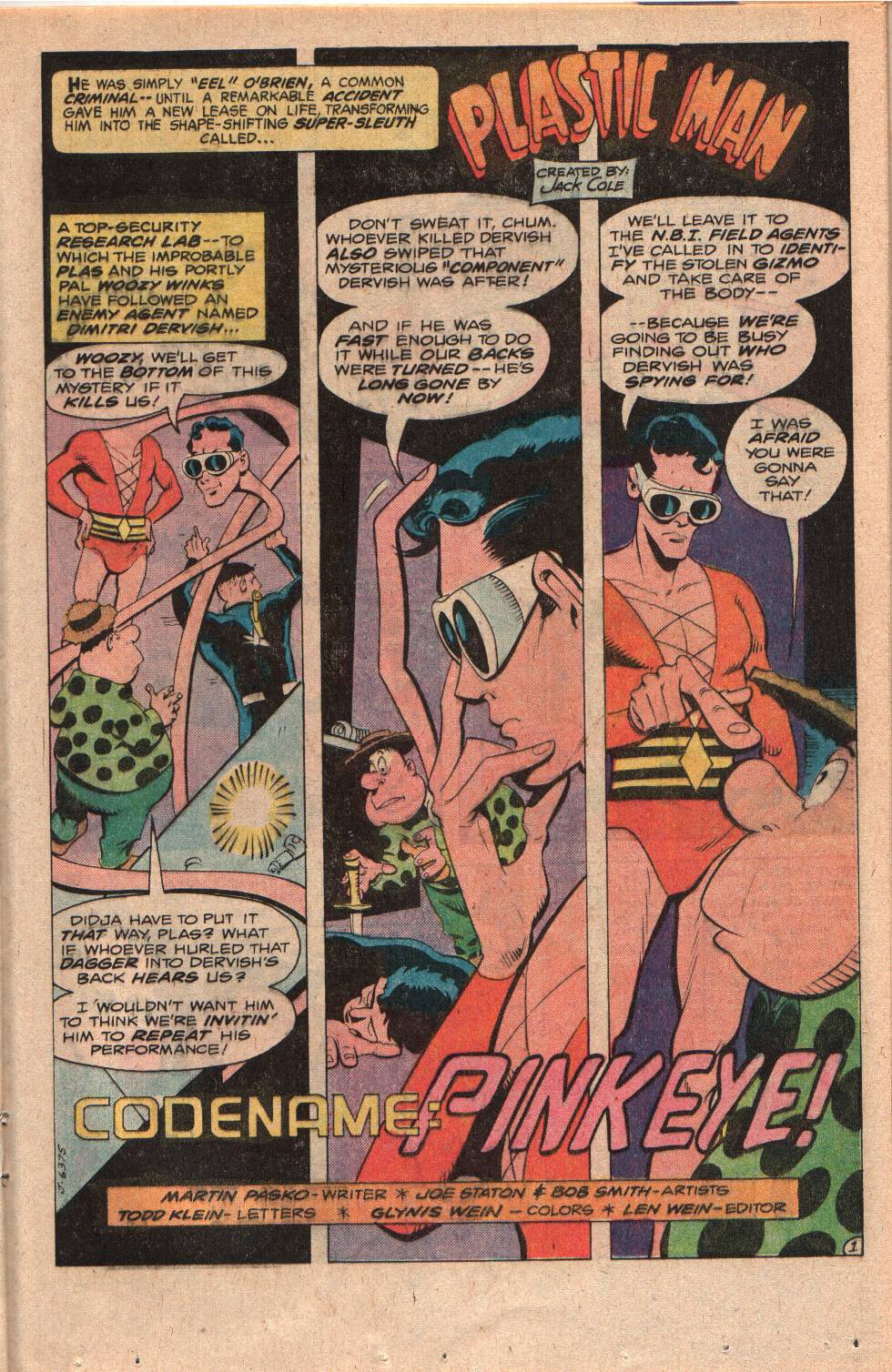 Read online Adventure Comics (1938) comic -  Issue #469 - 21