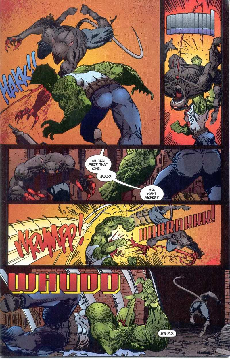 The Savage Dragon (1993) Issue #1 #3 - English 5