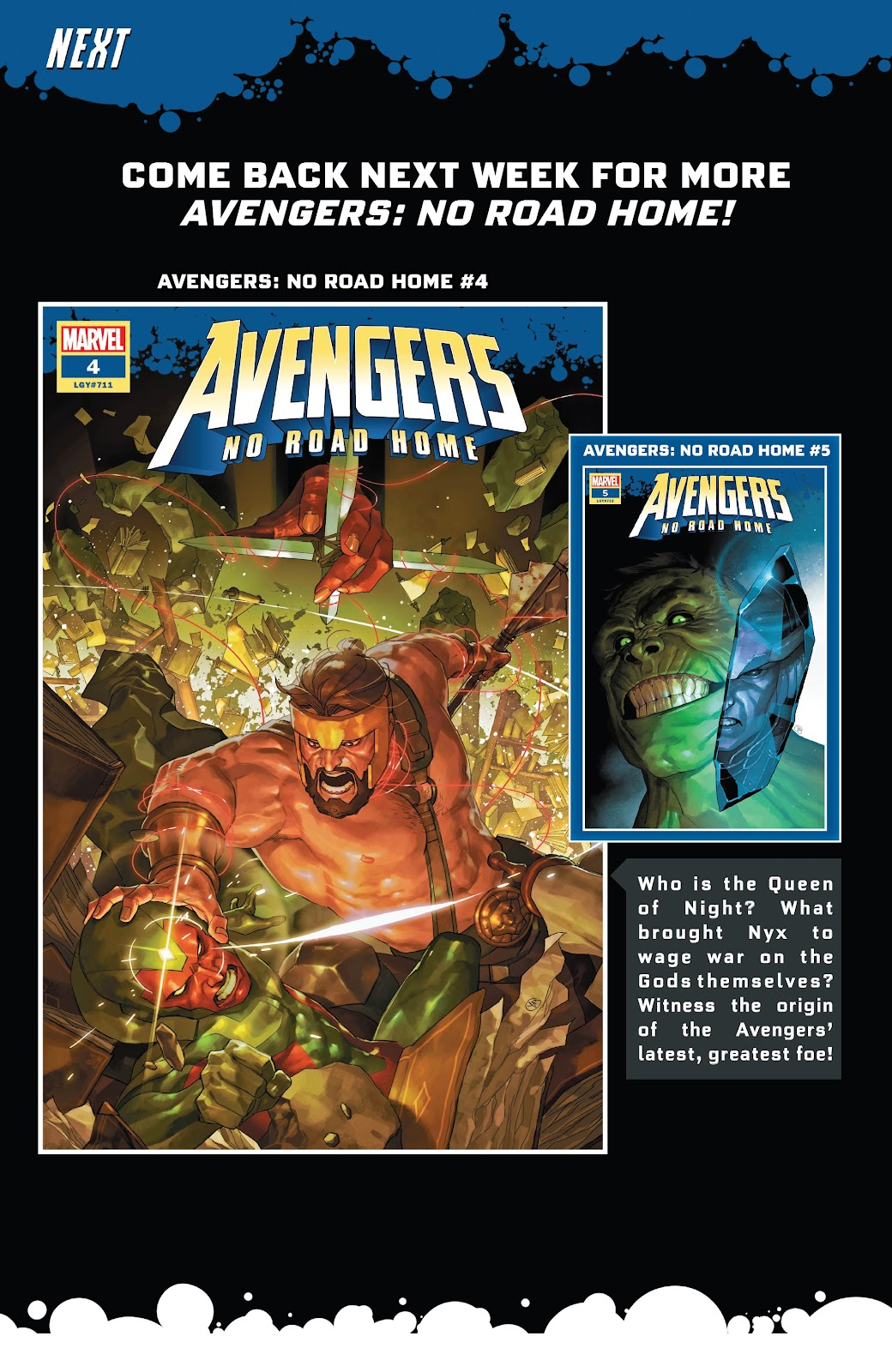 Read online Avengers No Road Home comic -  Issue #3 - 24