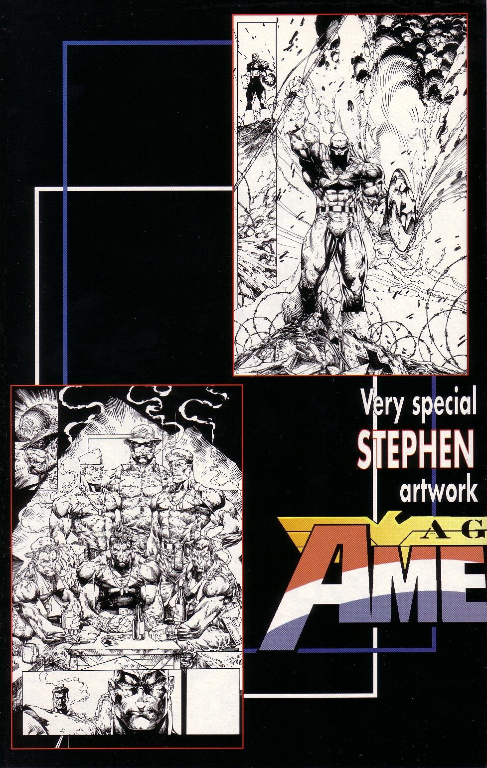 Read online Agent: America comic -  Issue # Full - 12
