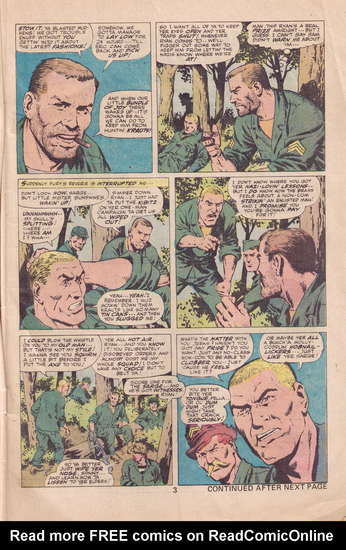 Read online Sgt. Fury comic -  Issue #140 - 5