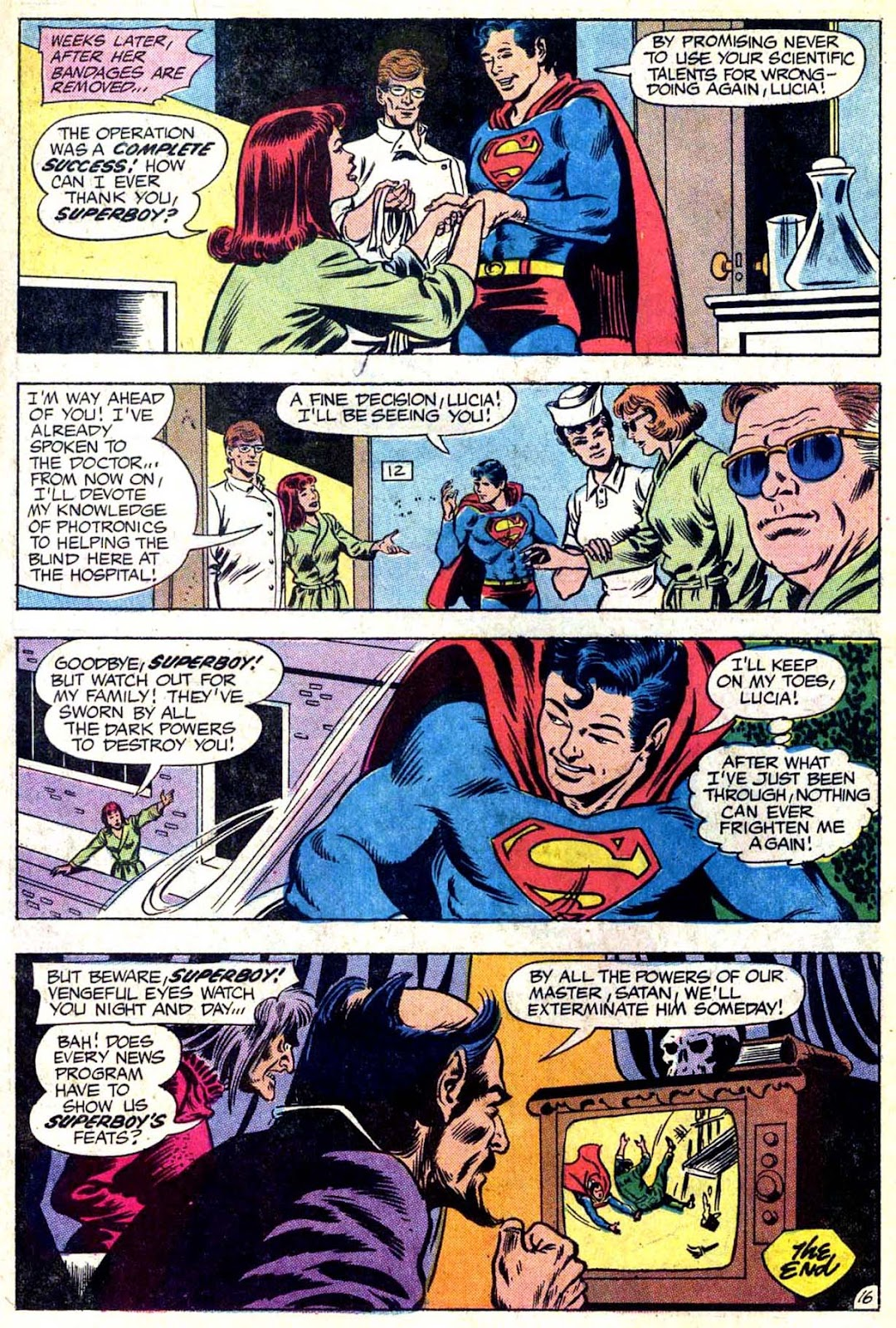 Superboy (1949) issue 184 - Page 16