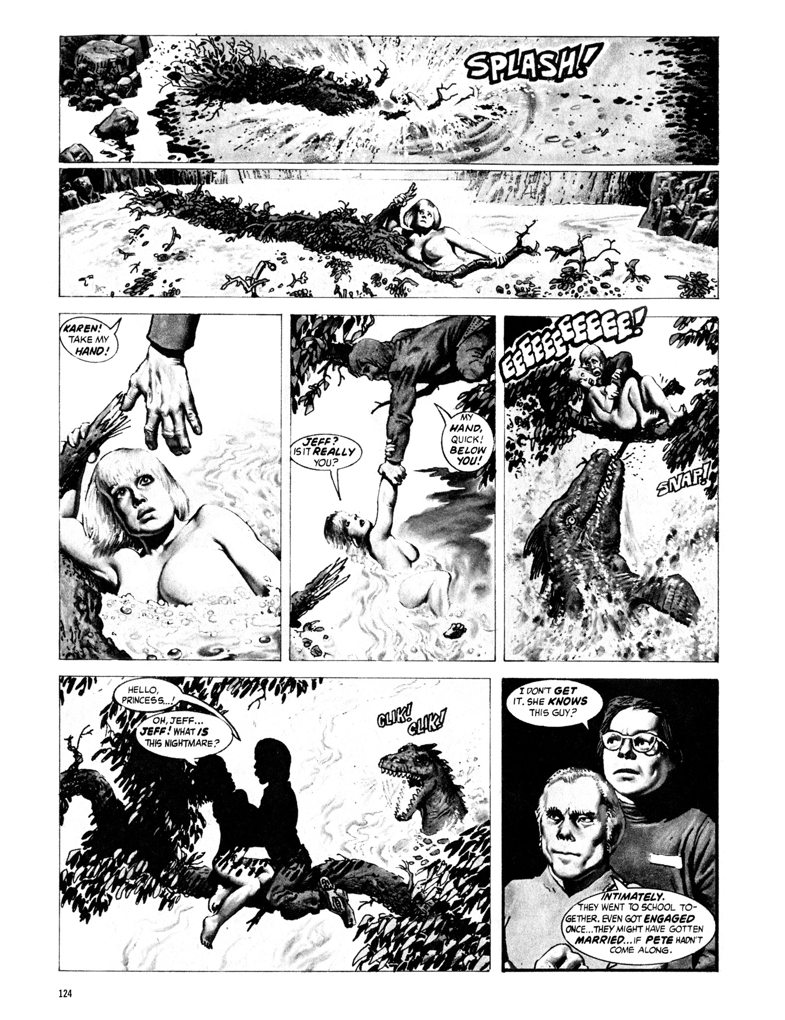 Read online Eerie Archives comic -  Issue # TPB 16 - 125