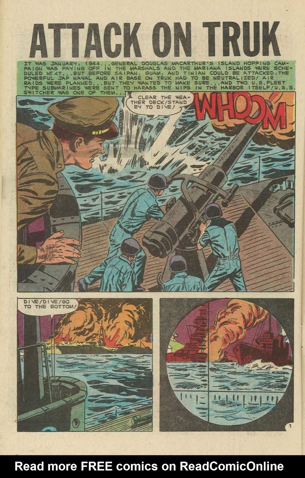 Read online Fightin' Navy comic -  Issue #131 - 24