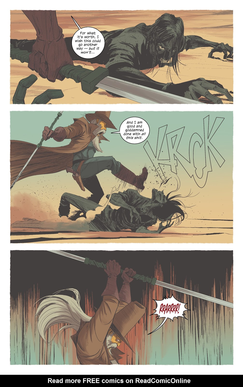 Read online East Of West comic -  Issue #42 - 26