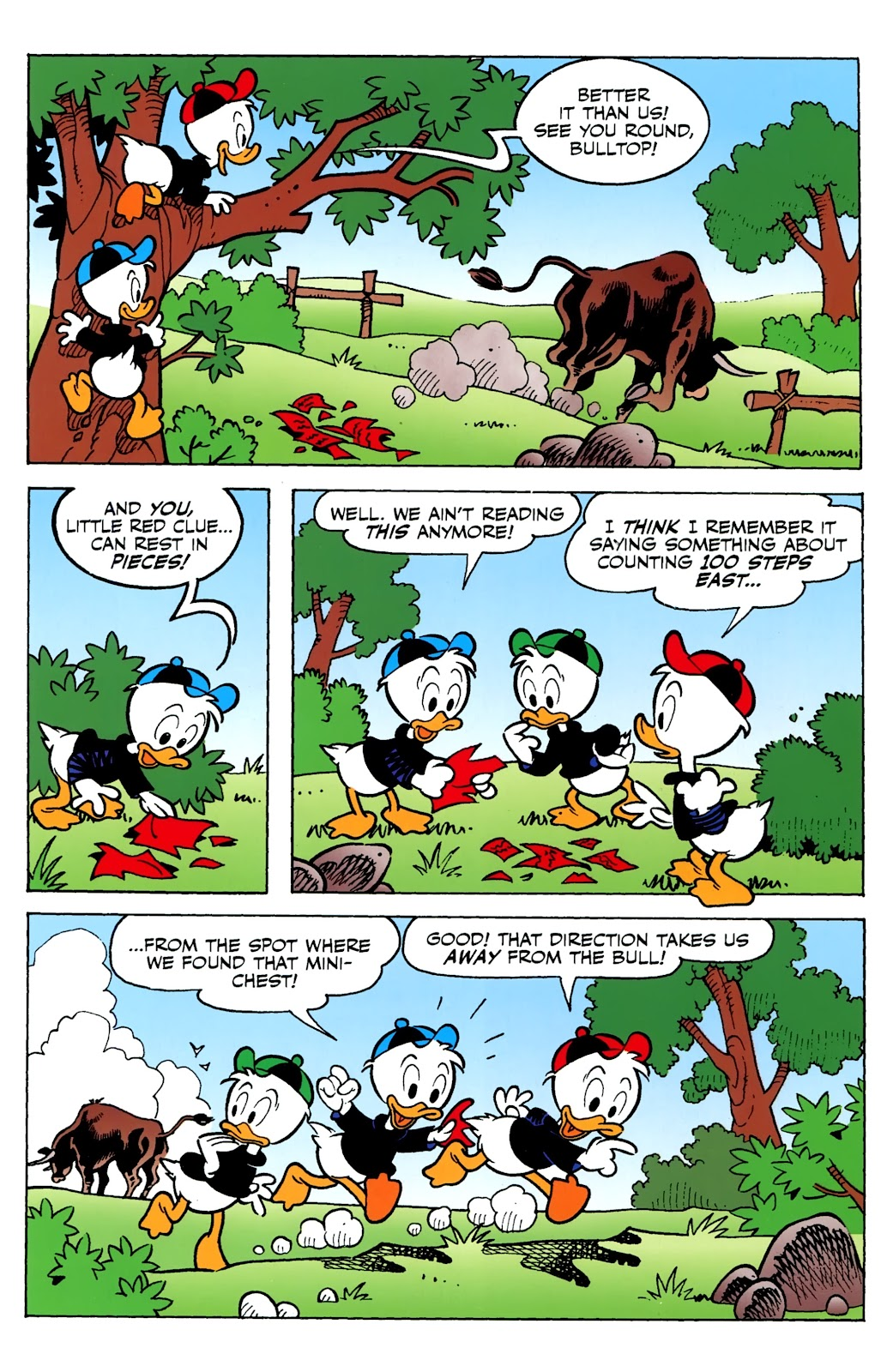 Walt Disney's Comics and Stories issue 730 - Page 32