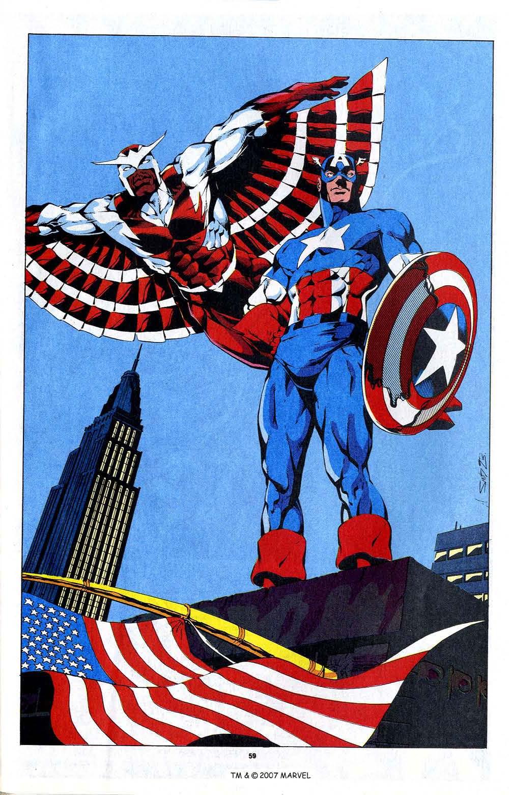 Read online Captain America (1968) comic -  Issue # _Annual 12 - 61