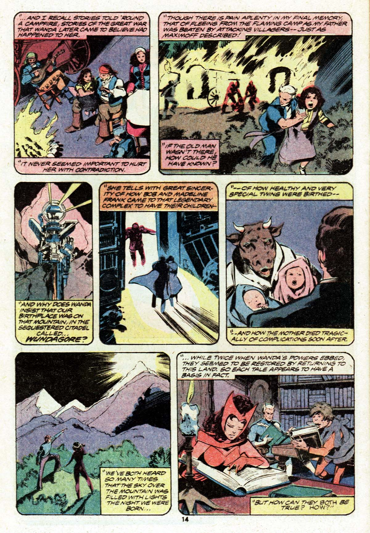The Avengers (1963) 185 Page 8