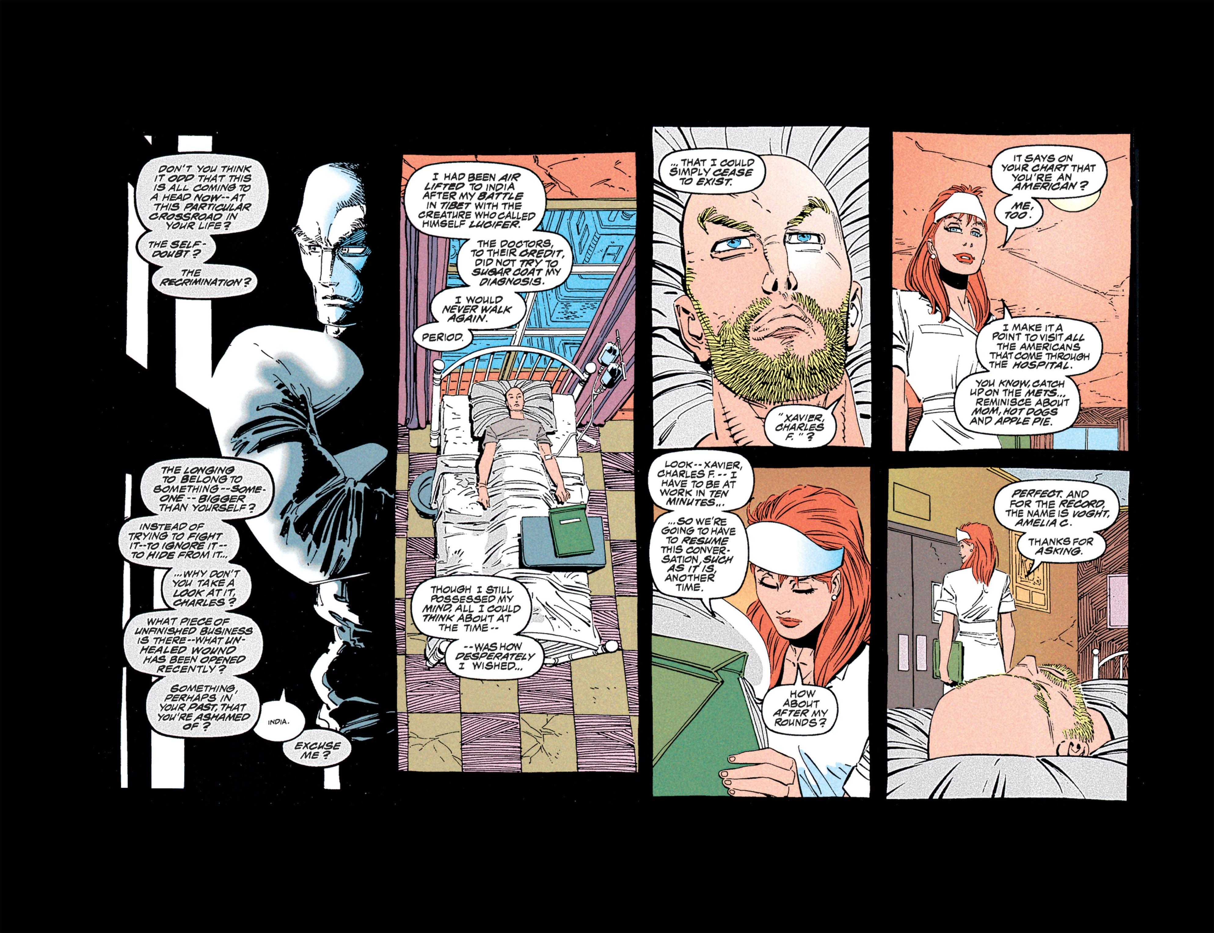 Read online Uncanny X-Men (1963) comic -  Issue #309 - 11