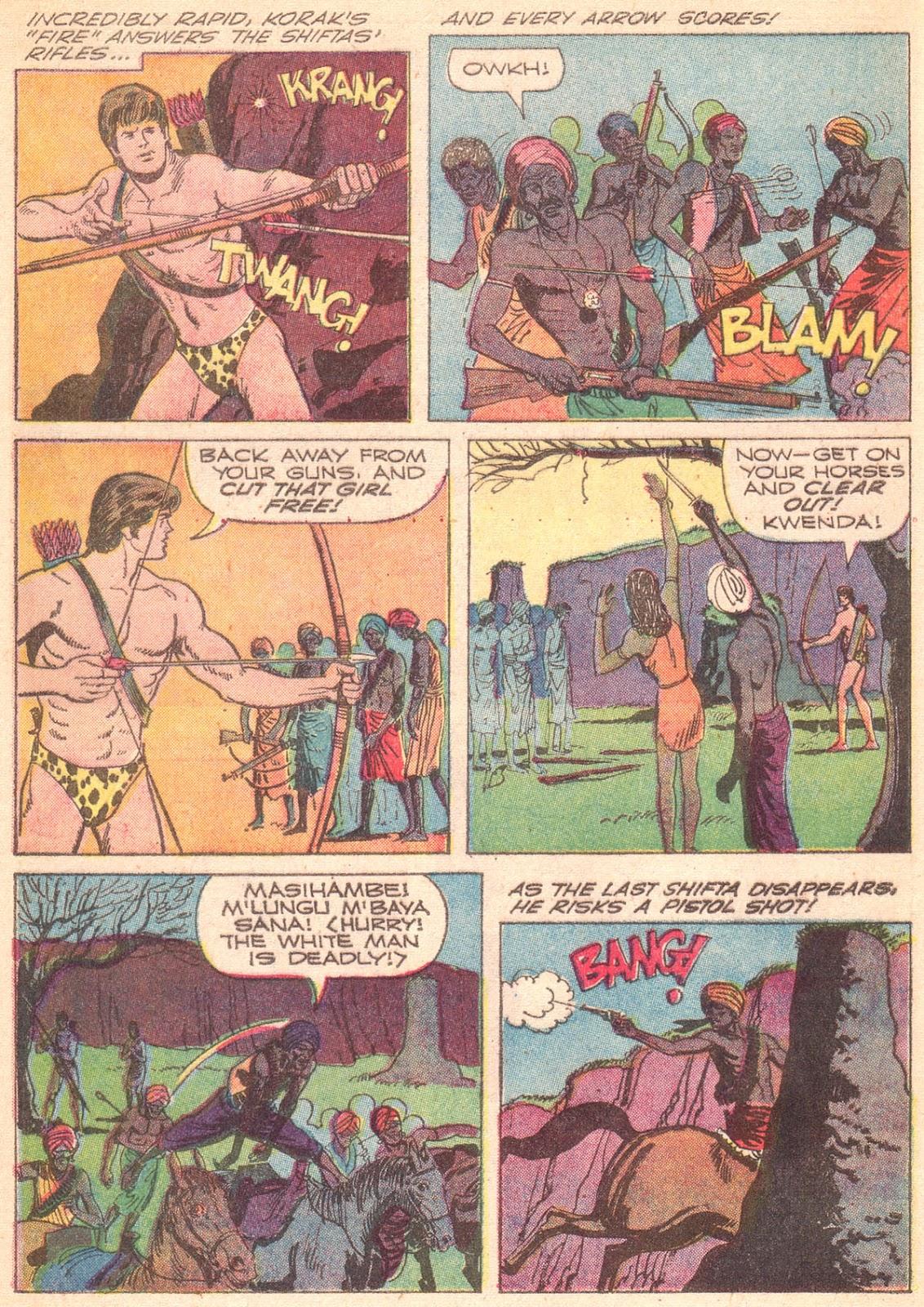 Korak, Son of Tarzan (1964) issue 39 - Page 4