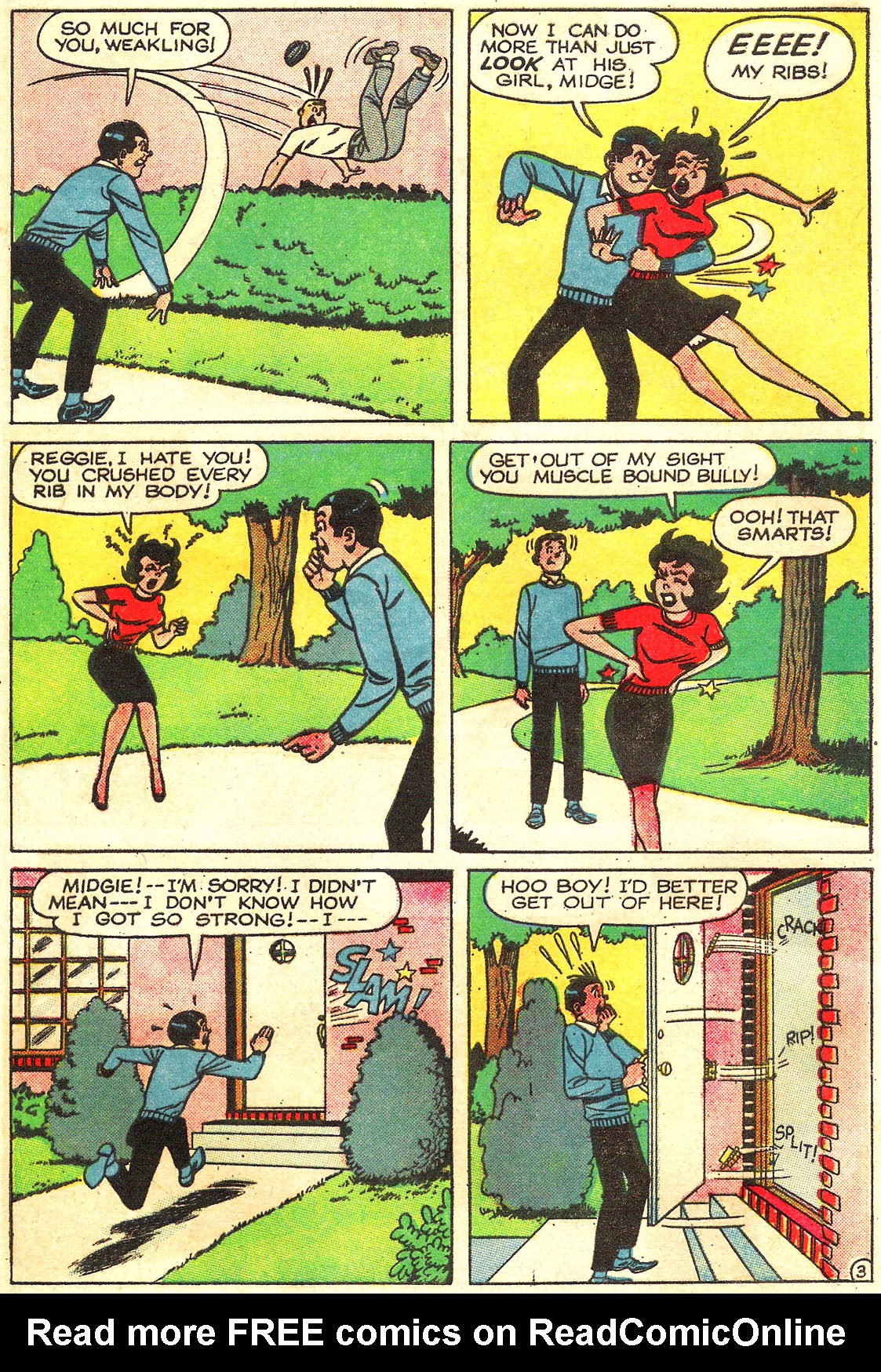 Read online Archie (1960) comic -  Issue #160 - 13
