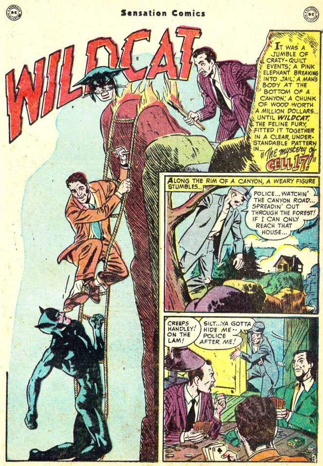 Read online Sensation (Mystery) Comics comic -  Issue #90 - 17