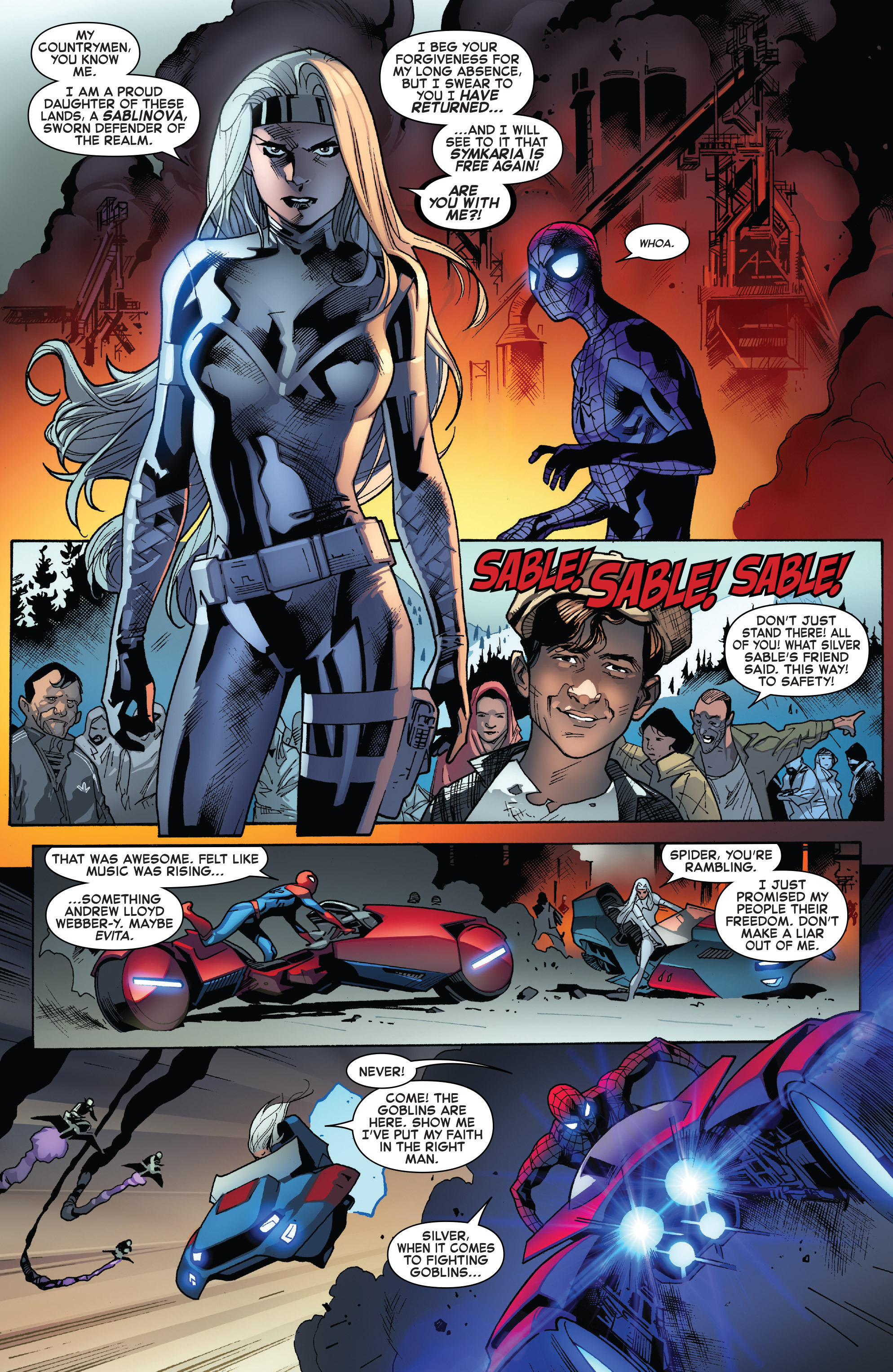 Read online The Amazing Spider-Man (2015) comic -  Issue #27 - 13