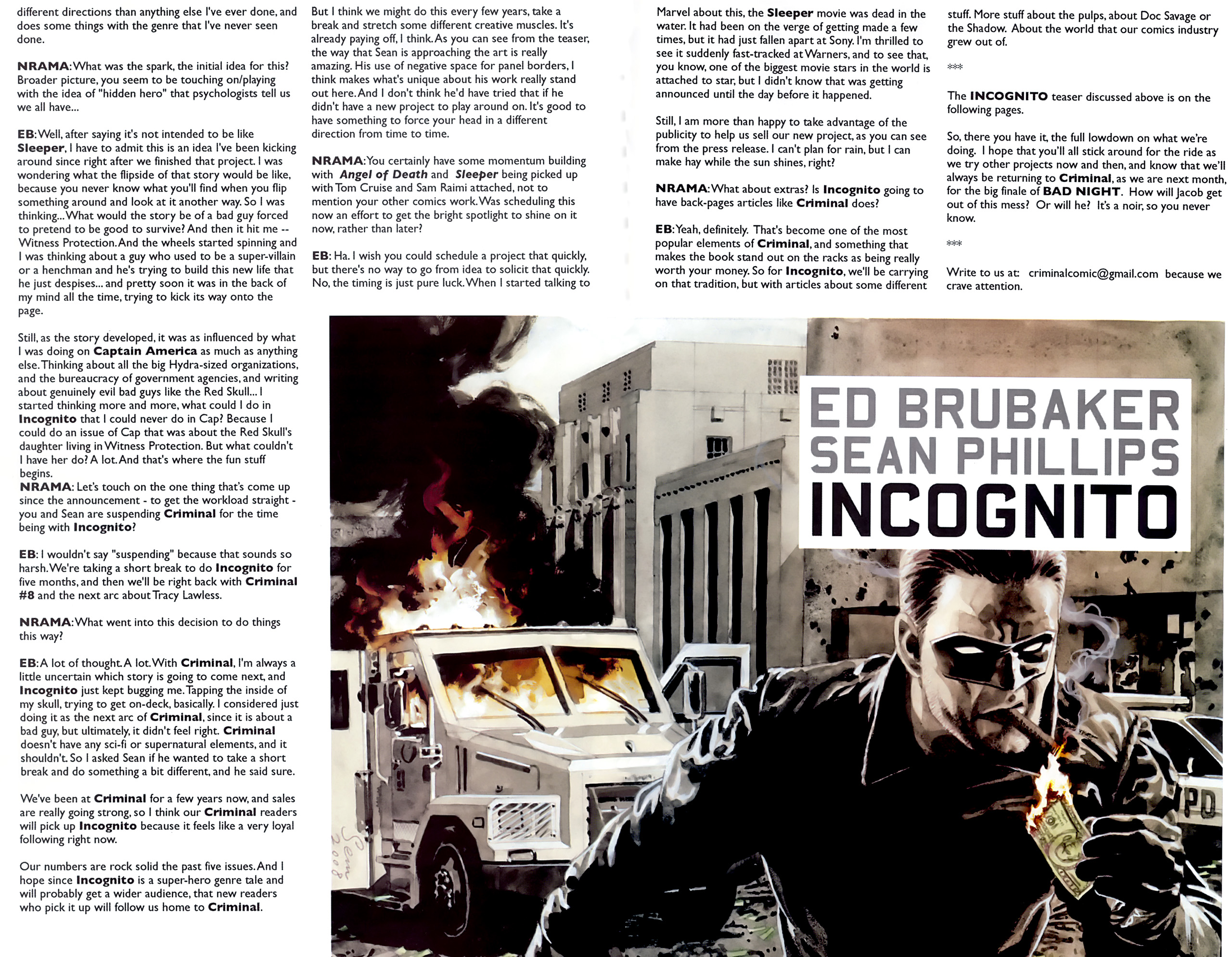Read online Criminal (2008) comic -  Issue #6 - 30